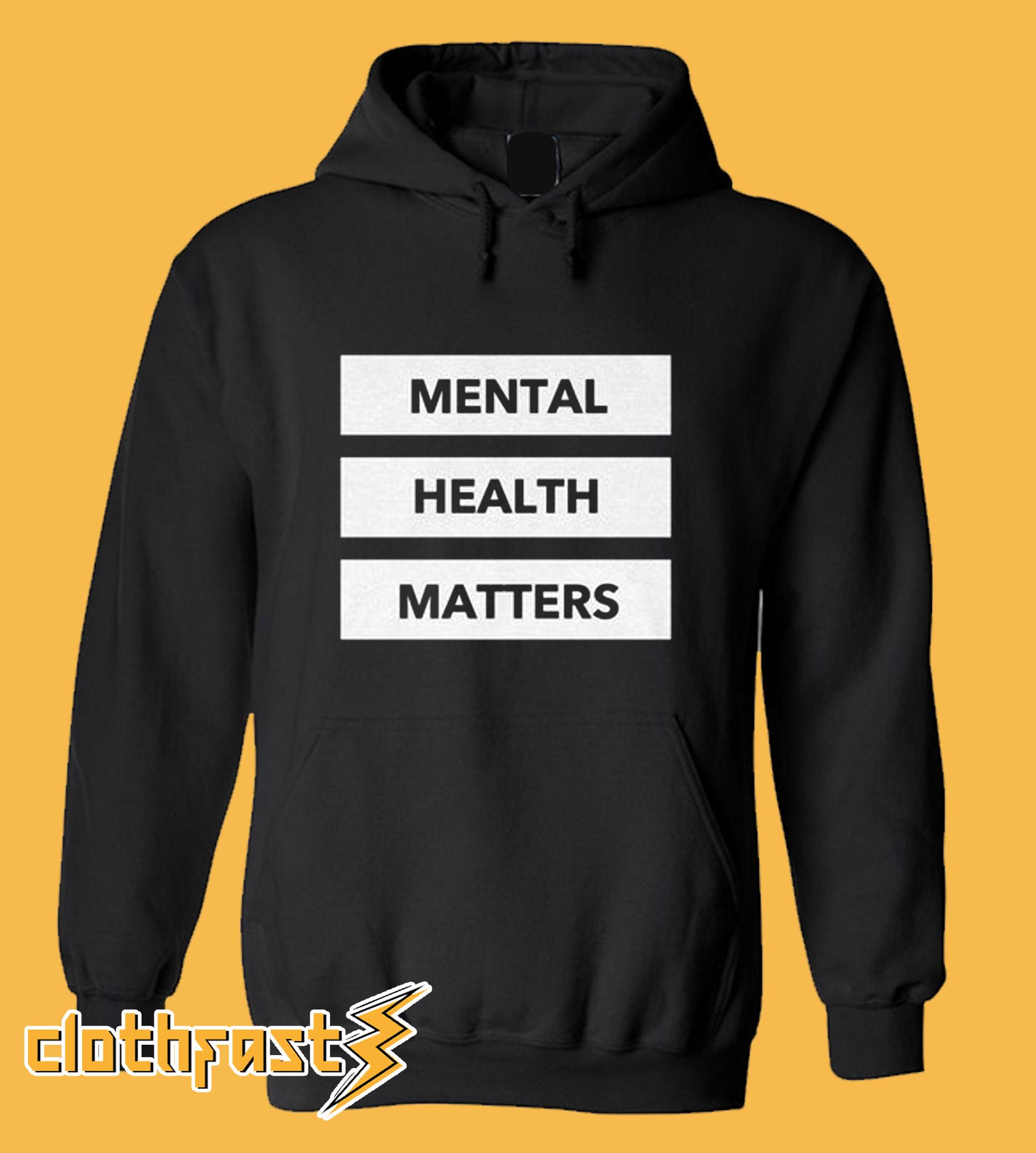 Mental Health Matters Hoodie