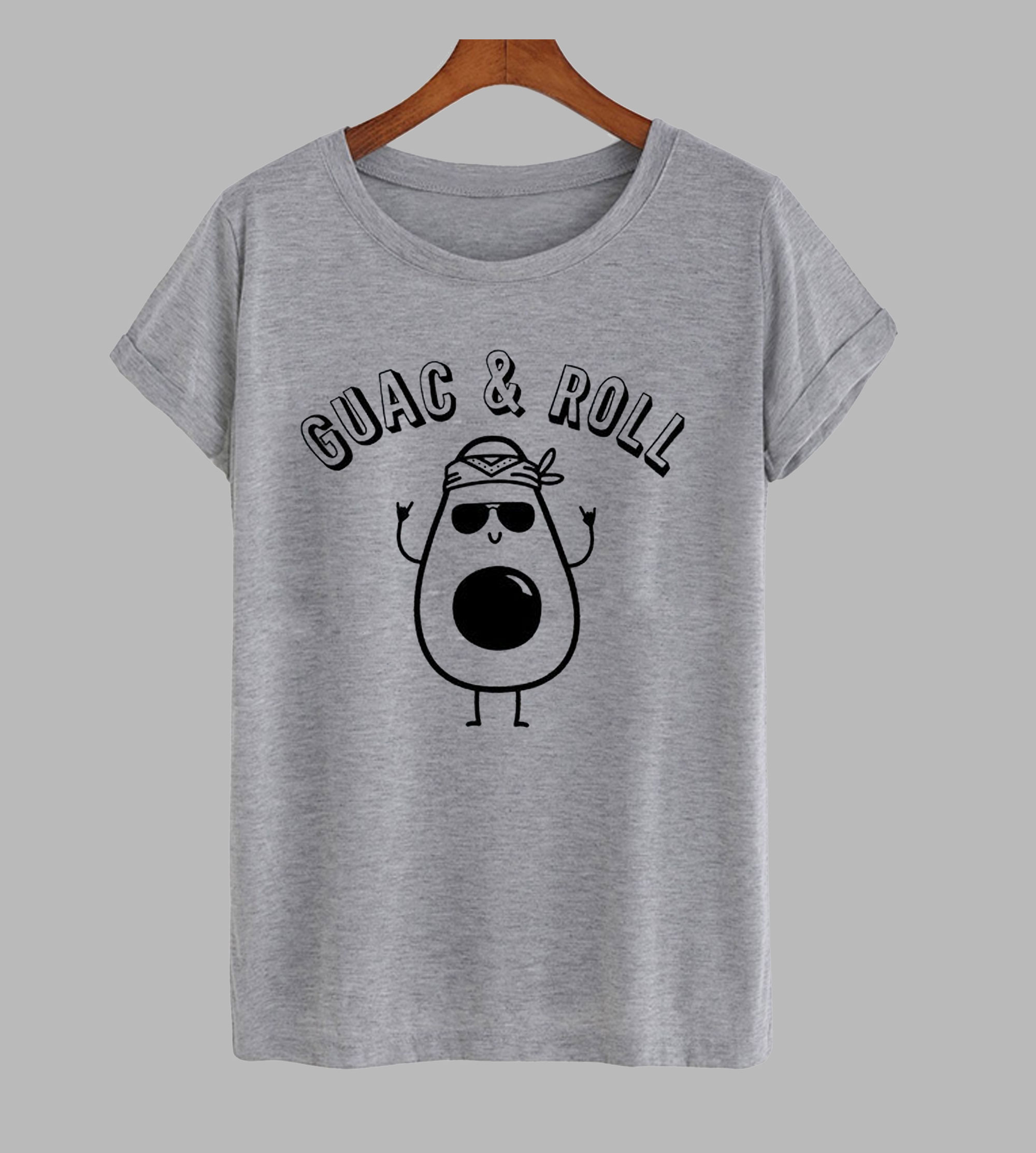 Guac and Roll T shirt