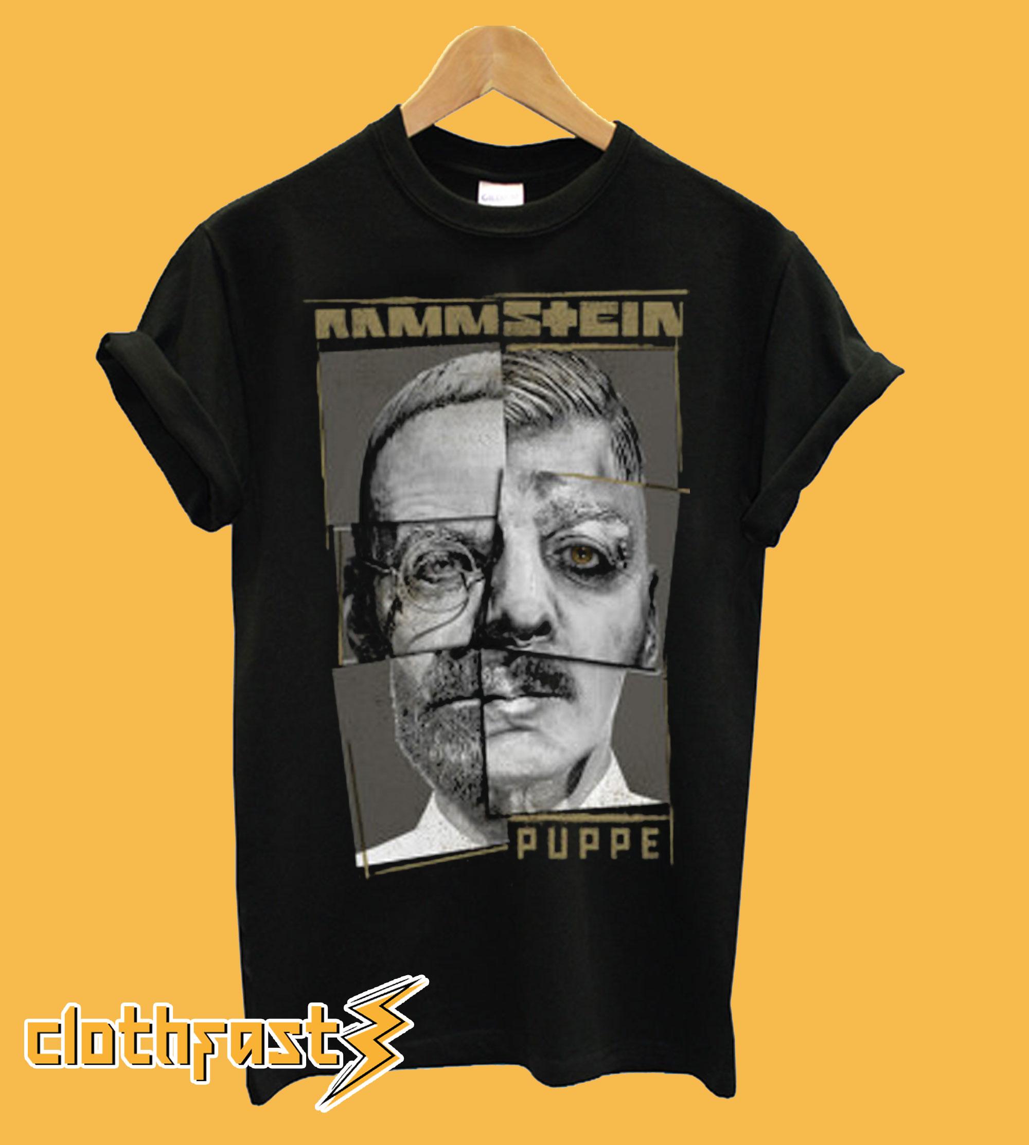 Men's Rammstein T-Shirt