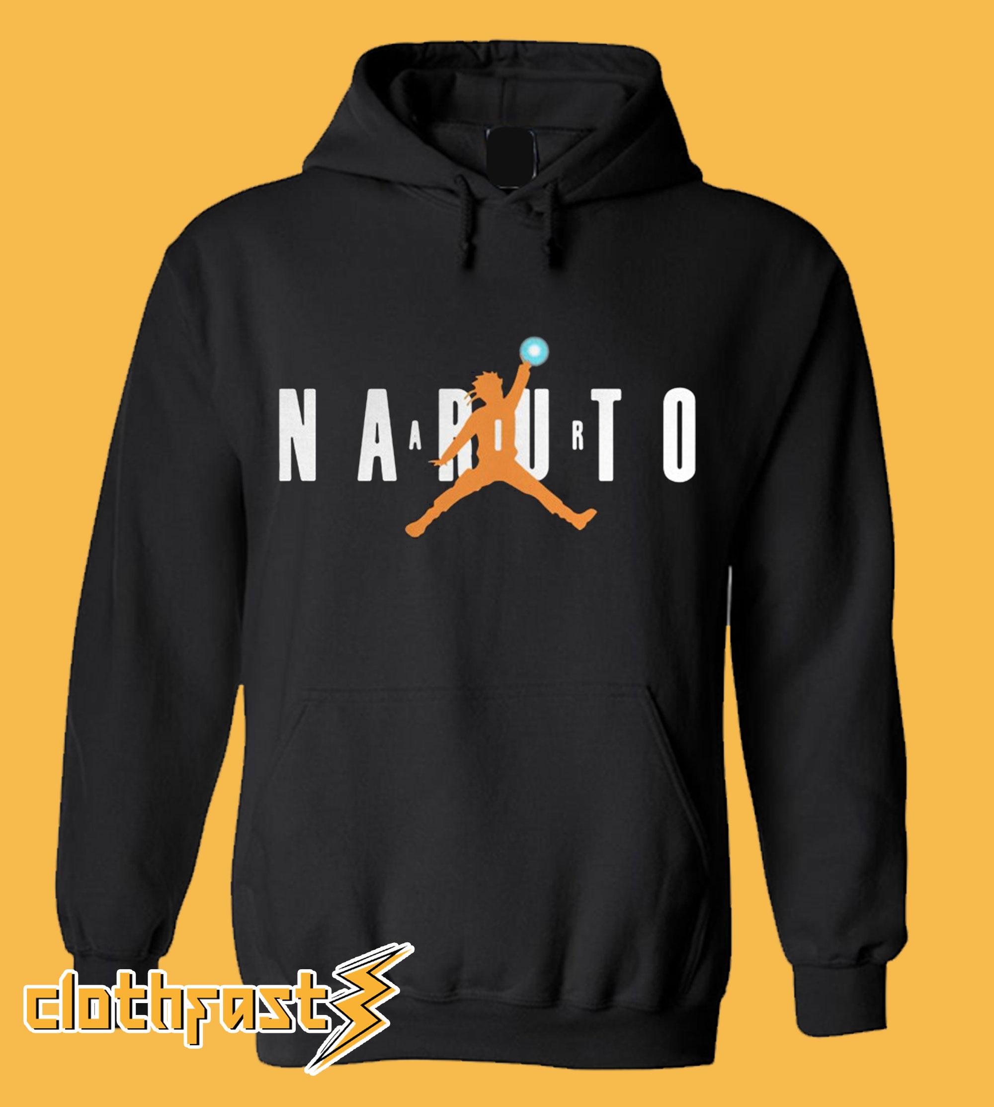 Air Jordan Naruto Hoodie