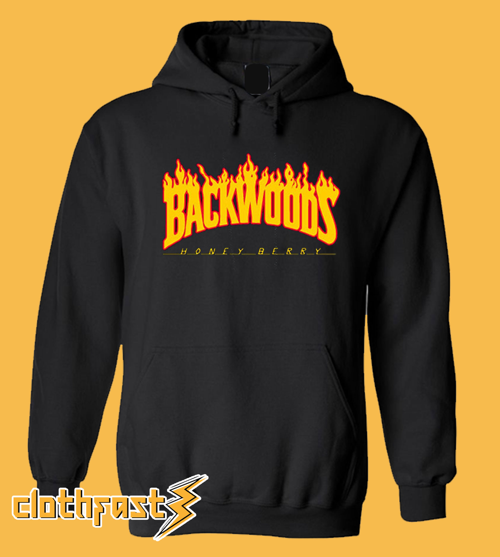 Backwoods Fire Hoodie