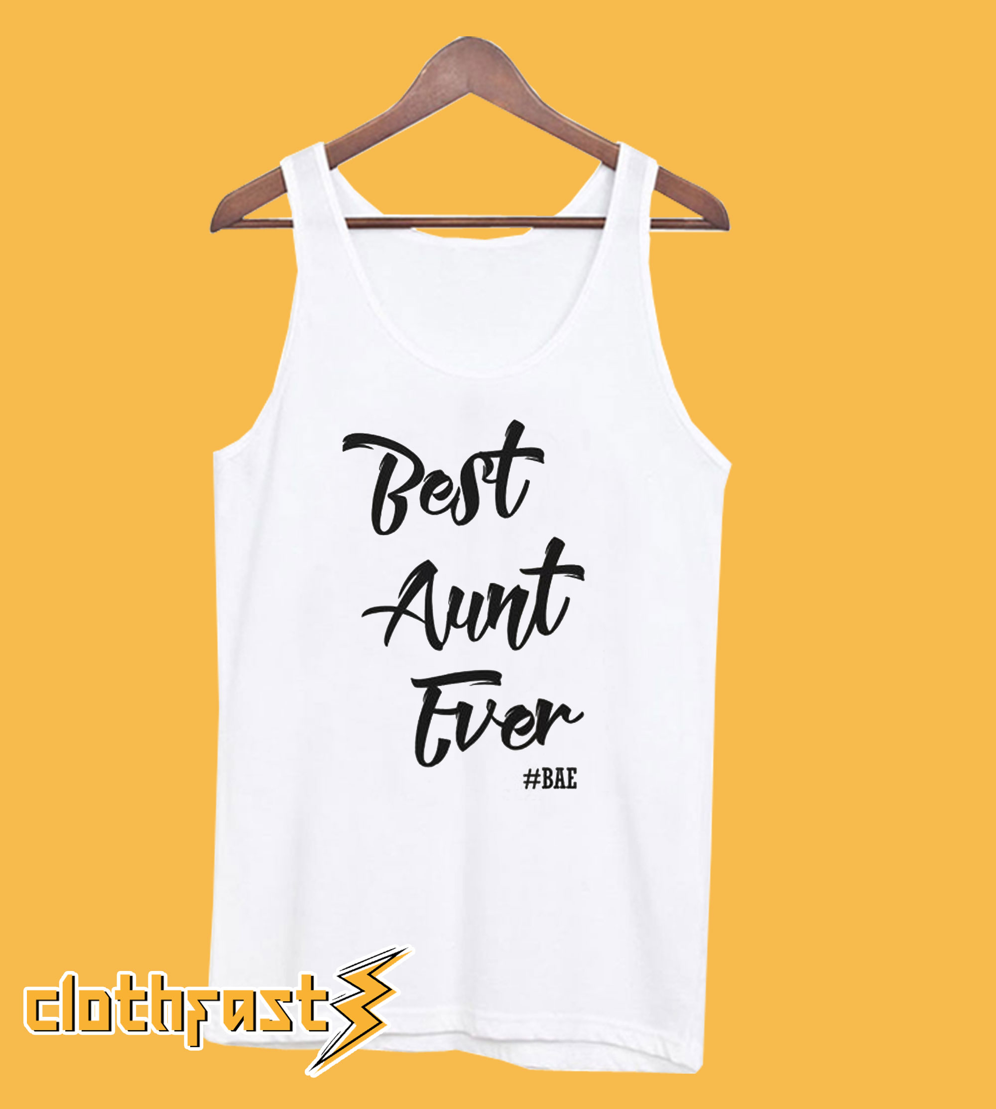 Best Aunt Ever Tanktop