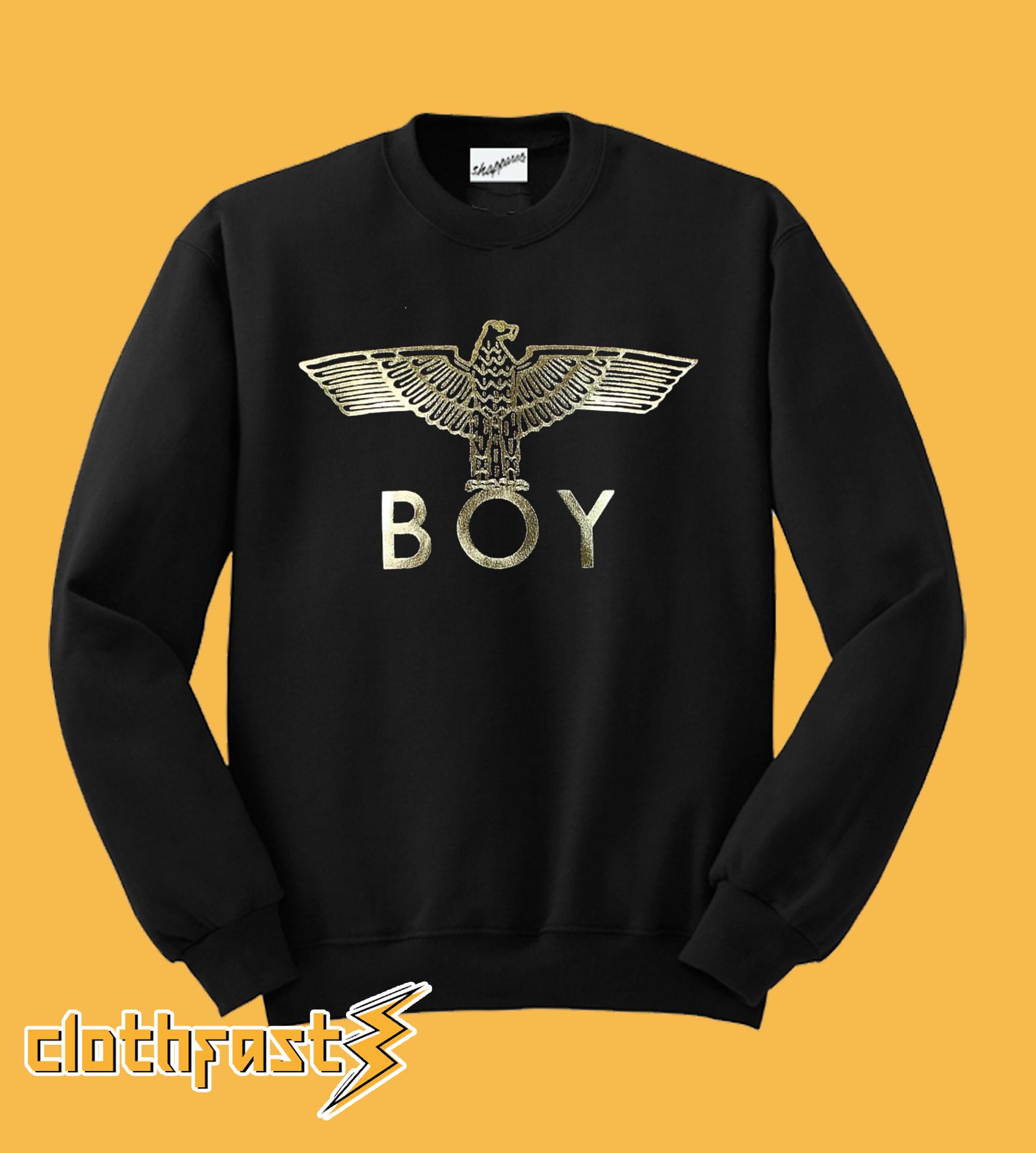 Boy London Eagle Sweatshirt