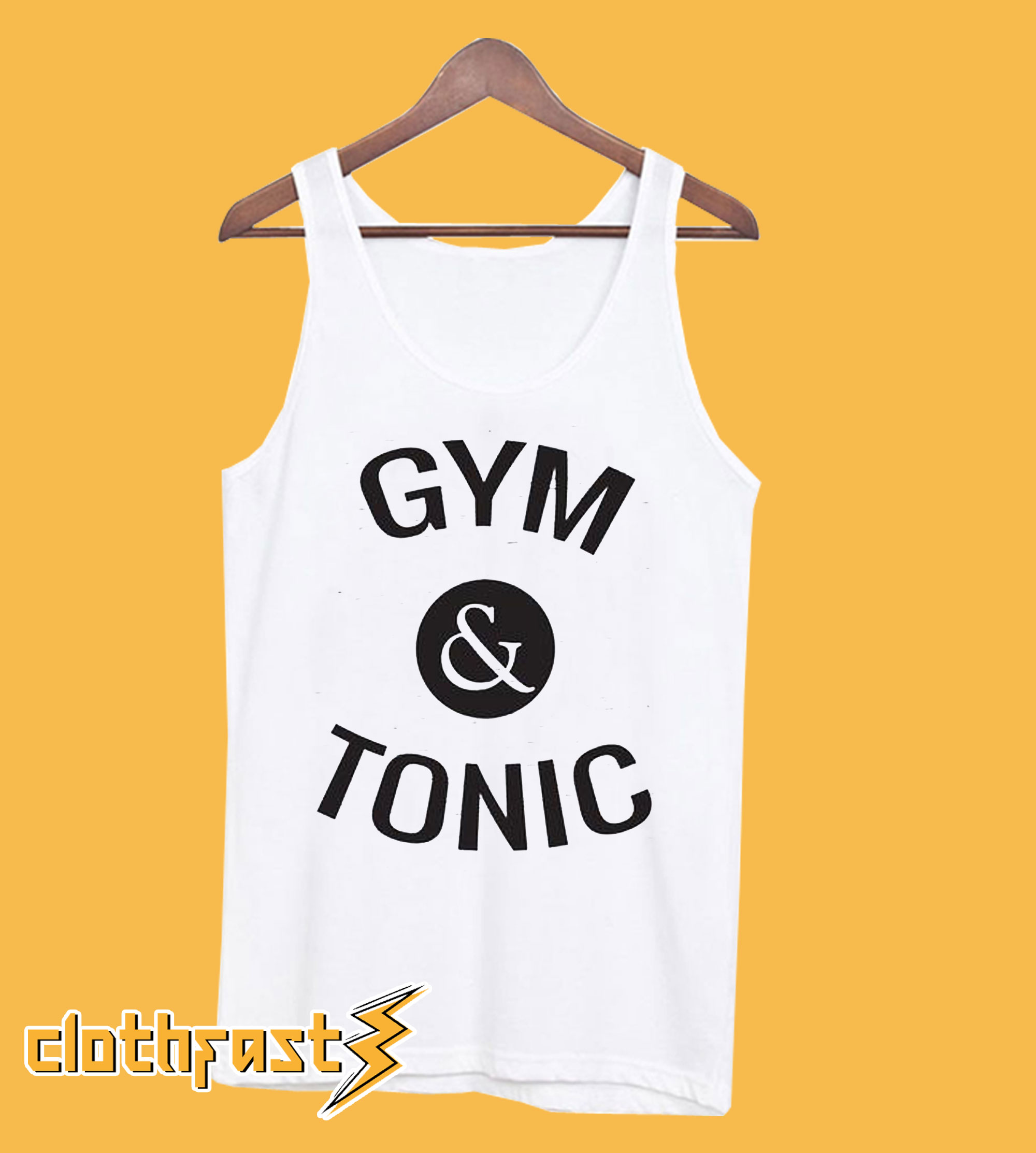 Gym And Tonic Tanktop