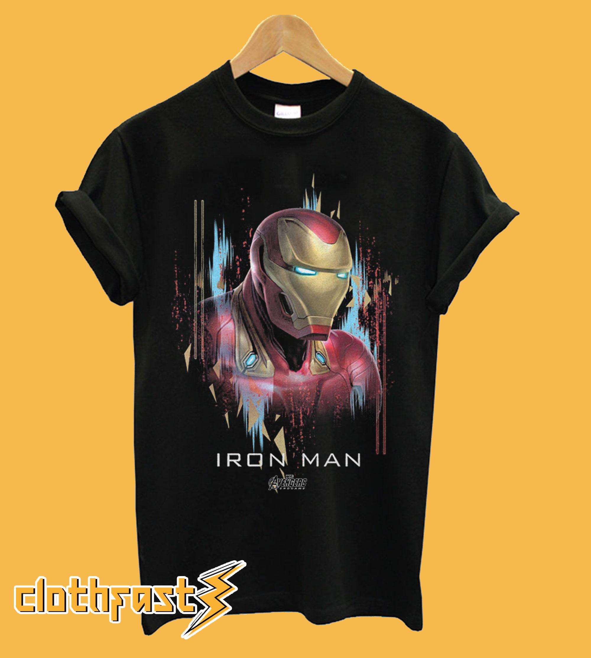 Marvel's Avengers Endgame Iron Man T-shirt