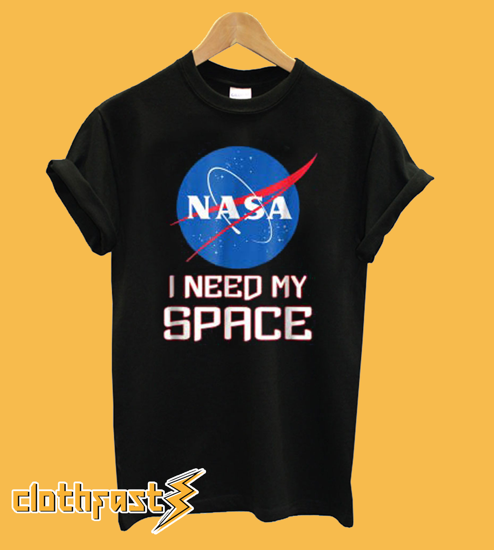 NASA Logo I Need My Space T-Shirt