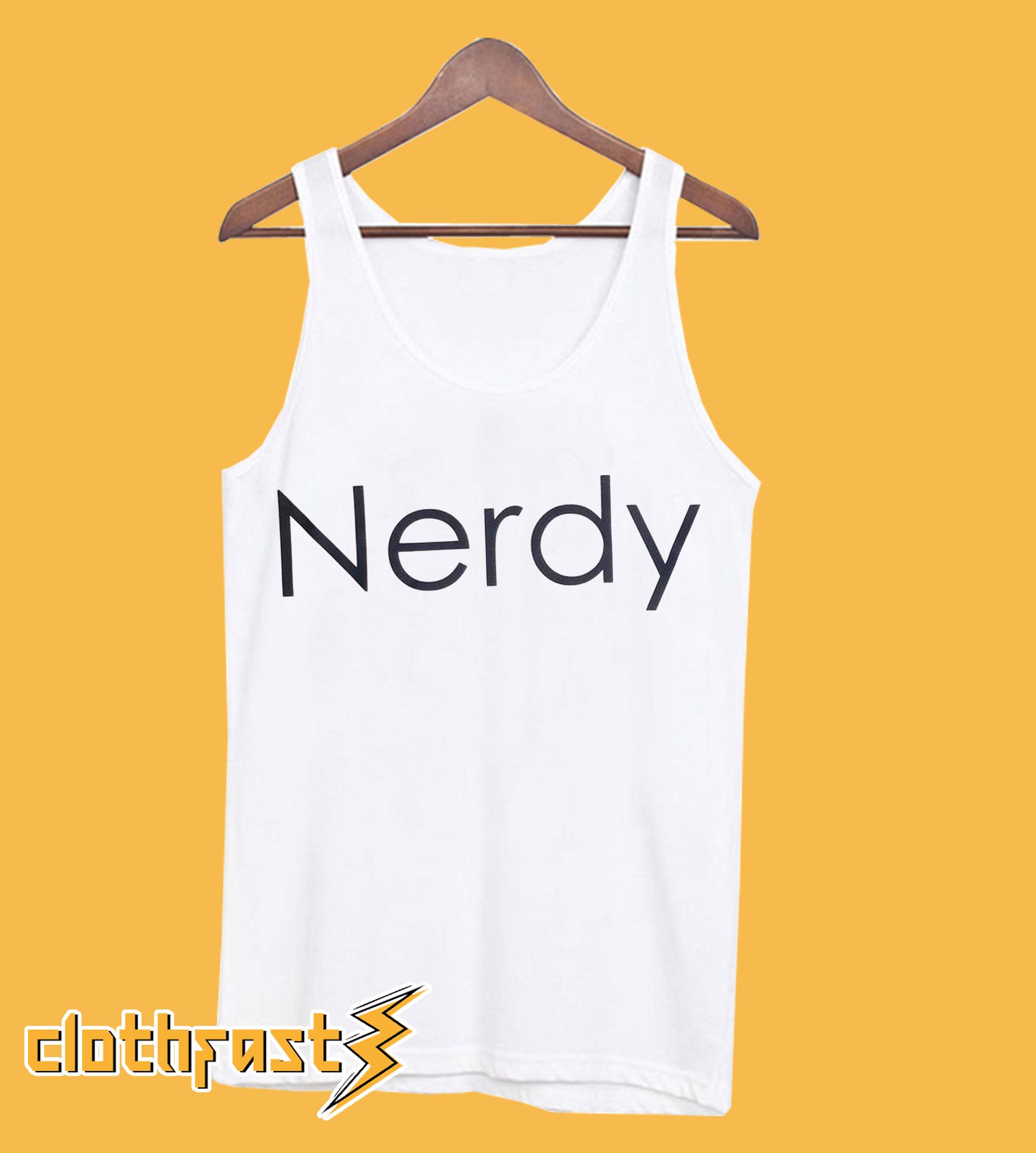 Nerdy Tanktop