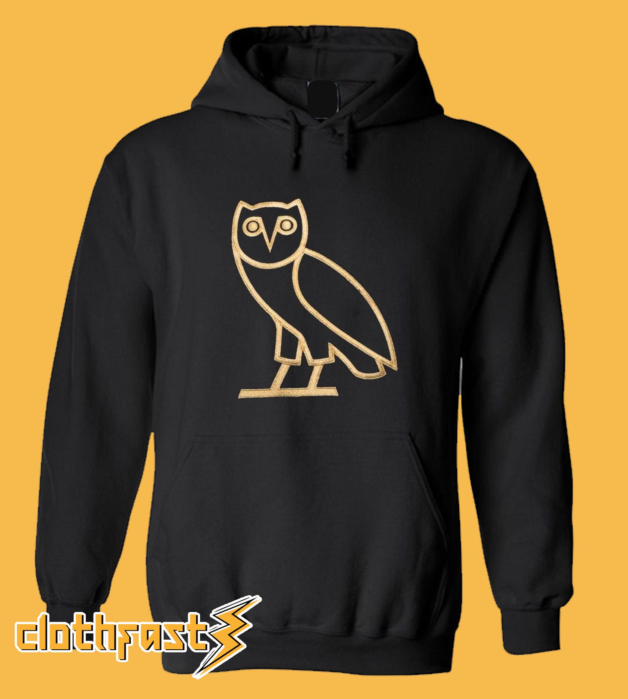 Octobers Very Own OVO Owl Hoodie
