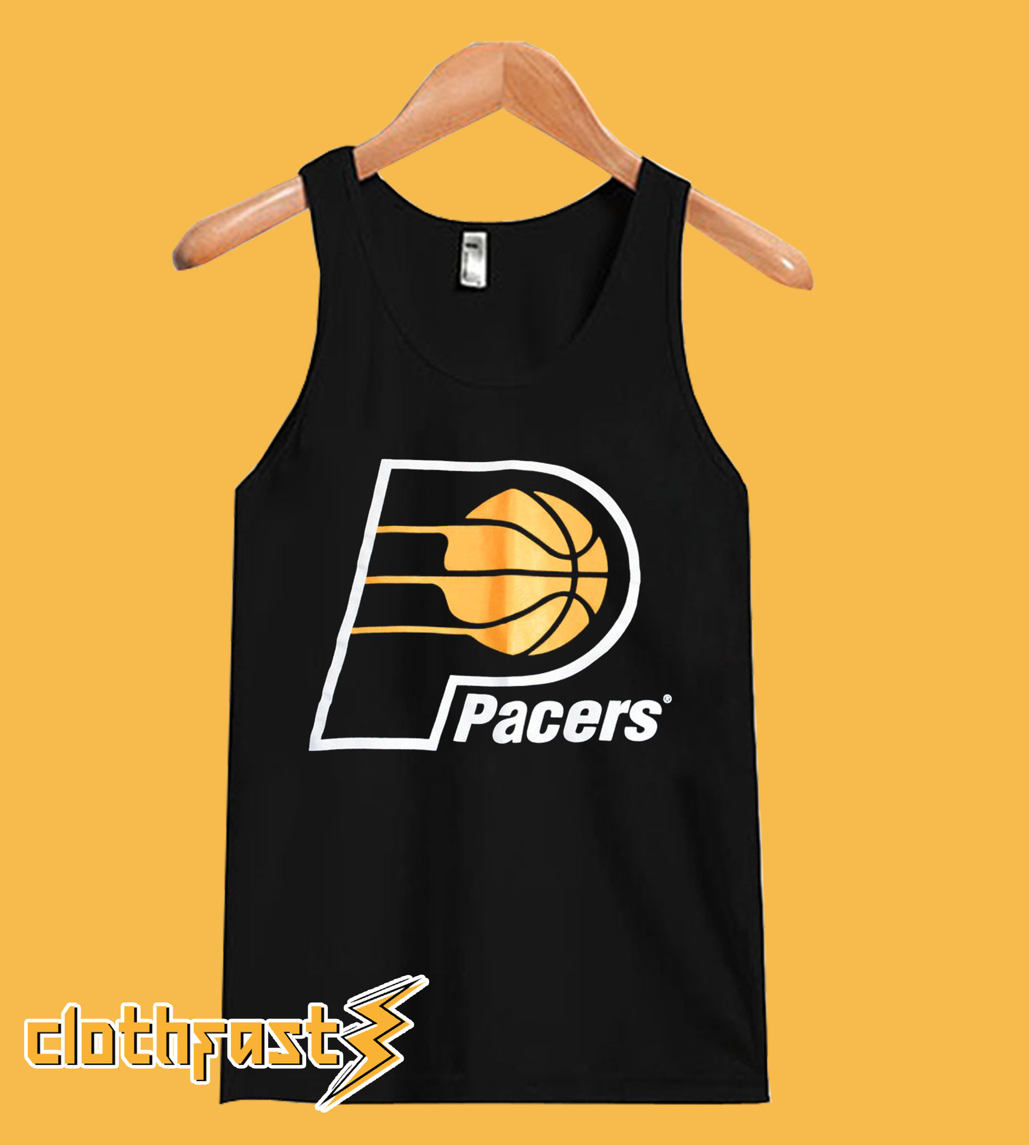 Pacers Basketball NBA Tanktop