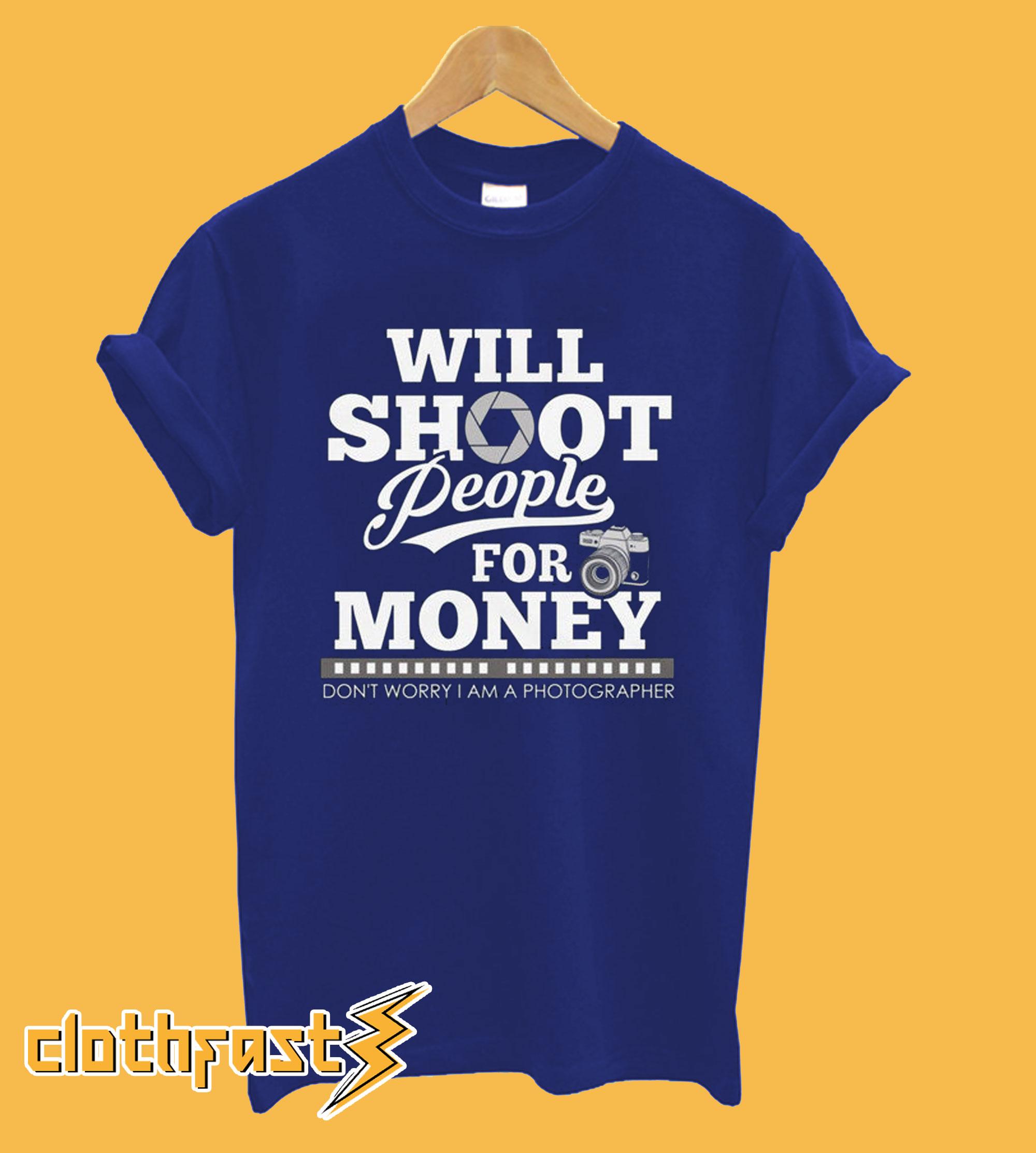 Photographer T-shirt Unisex Tshirt