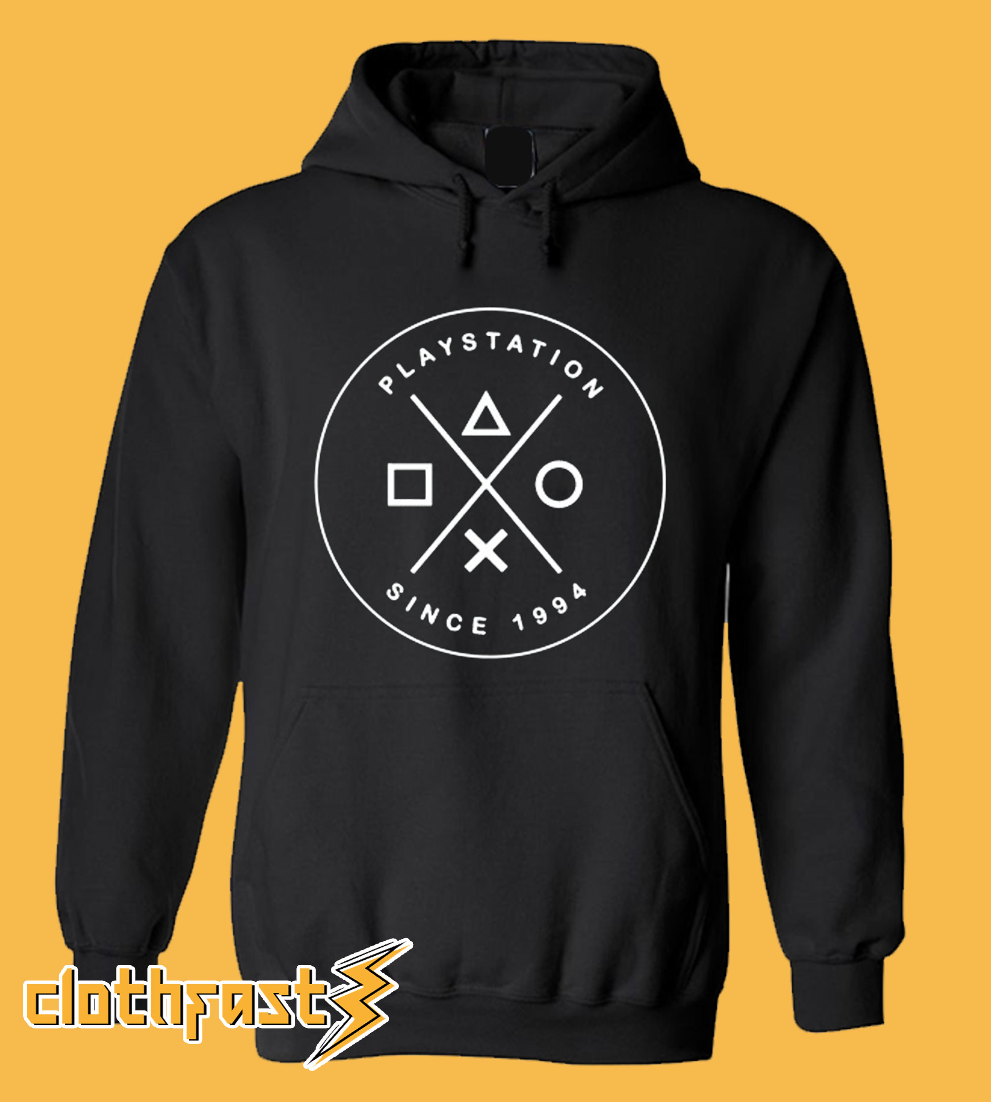 Playstation Since 1994 Hoodie