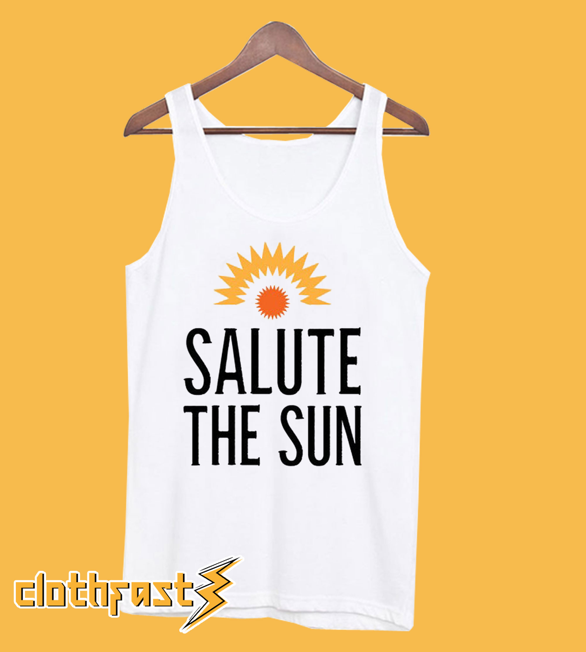 Salute The Sun Tanktop