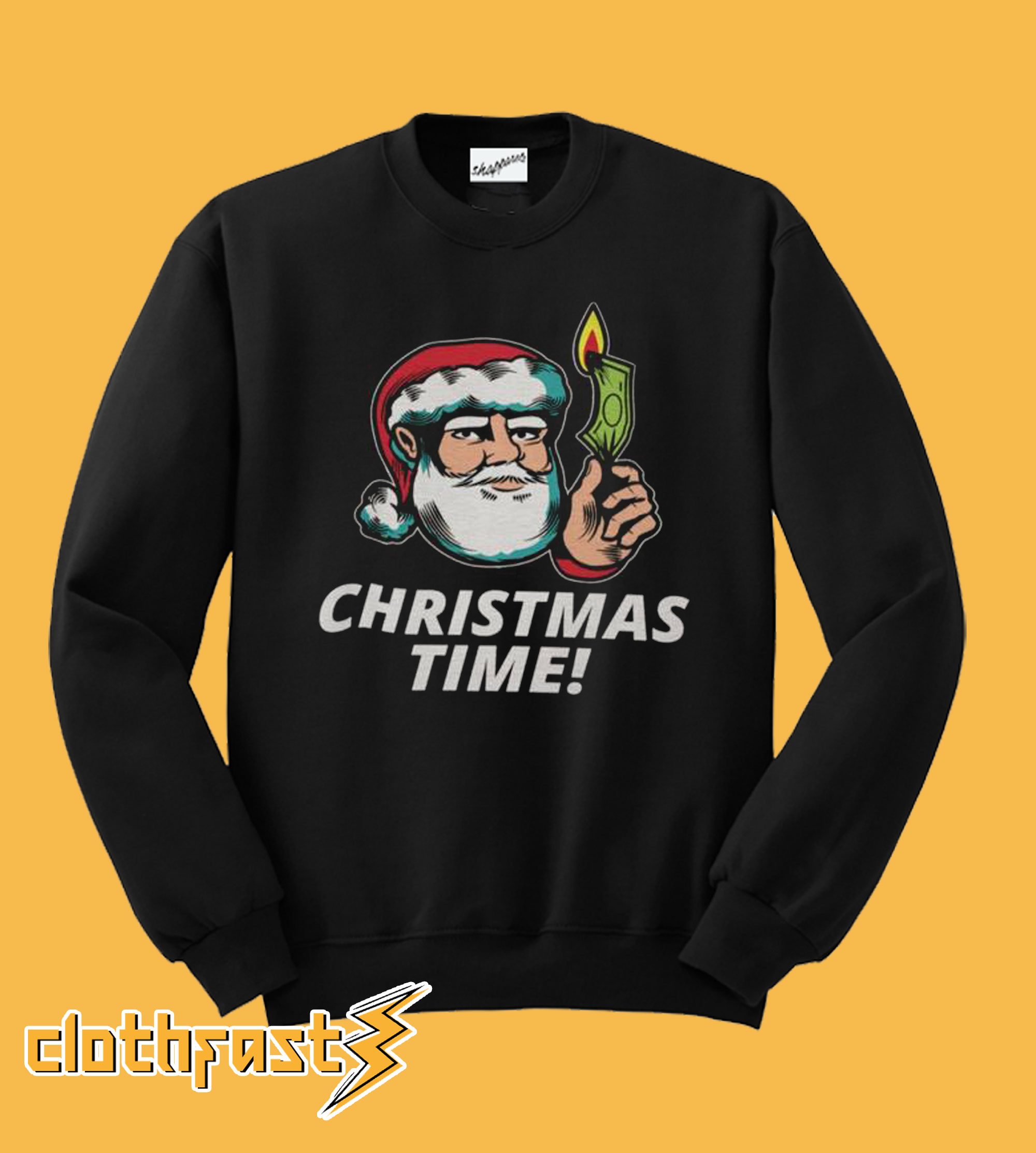 Christmas Time Sweatshirt