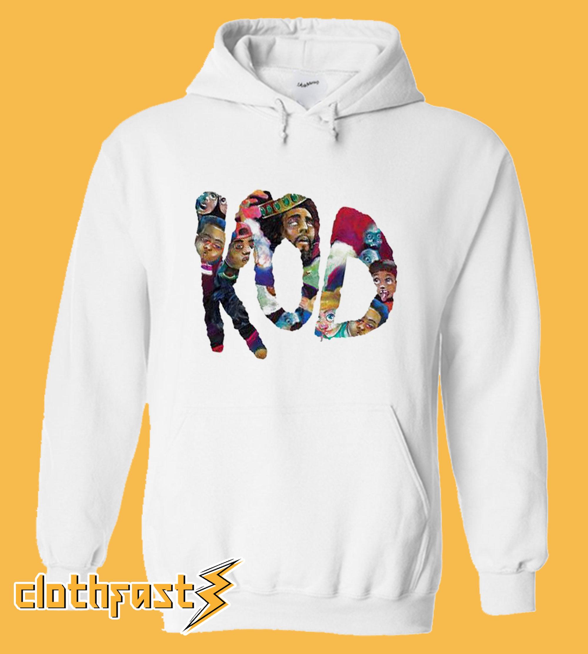 KOD Hip-hop Hoodie