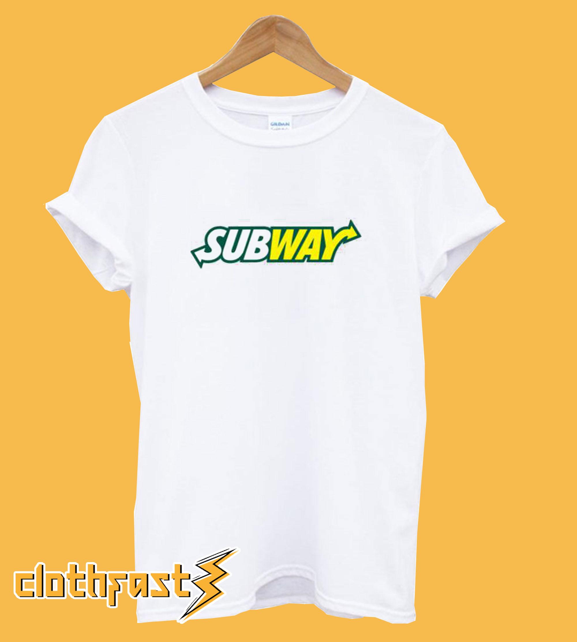 Subway Logo Tee T-Shirt