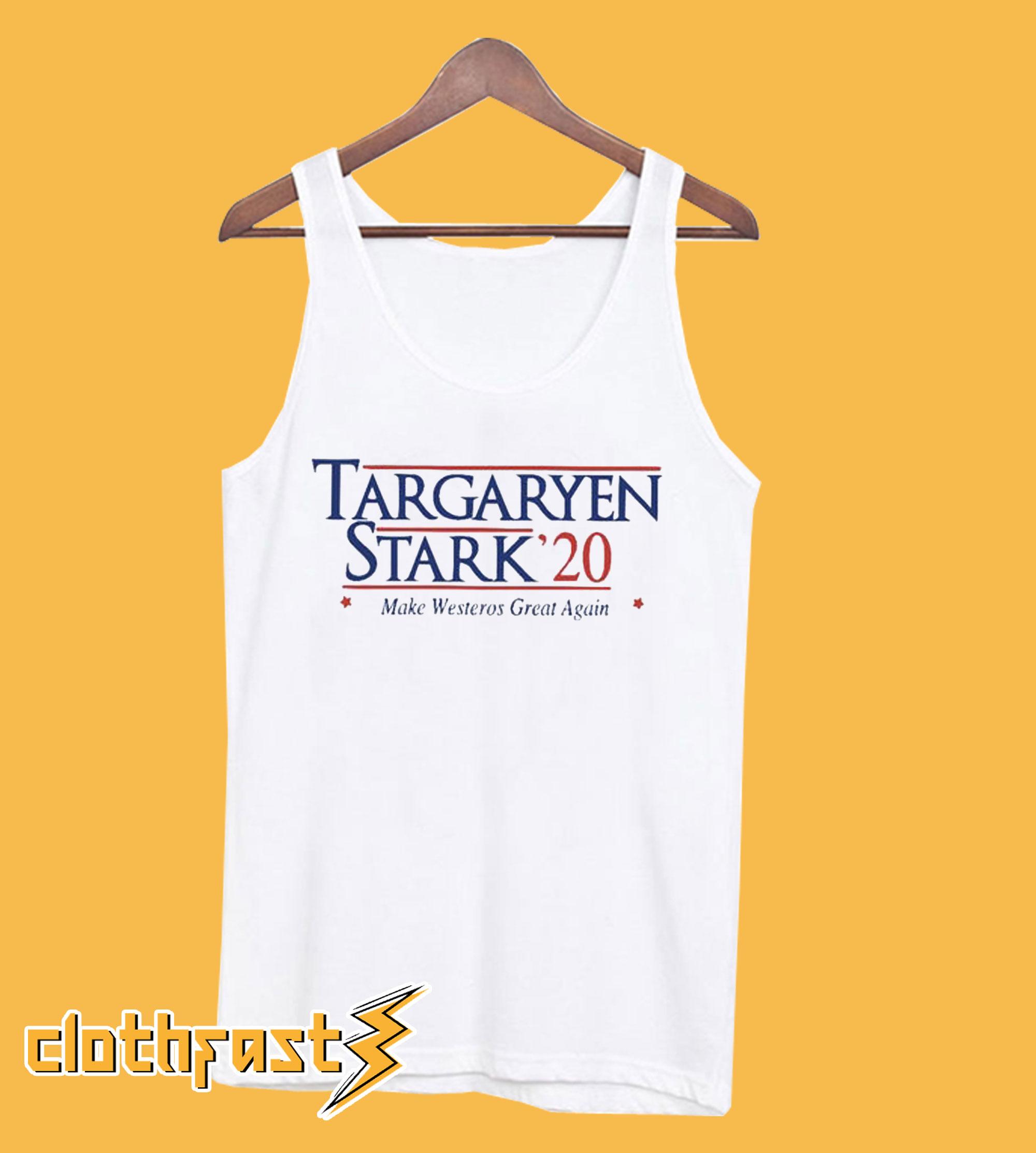 Targaryen Stark '20 Tanktop