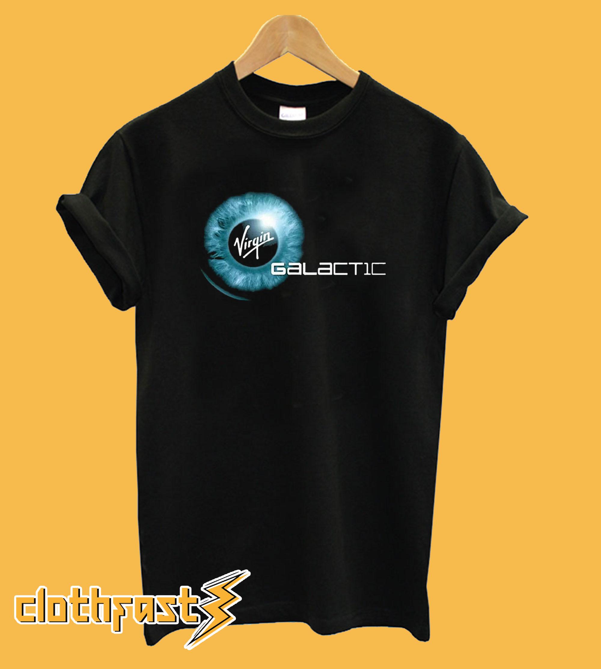 Virgin Galactic Back T-shirt