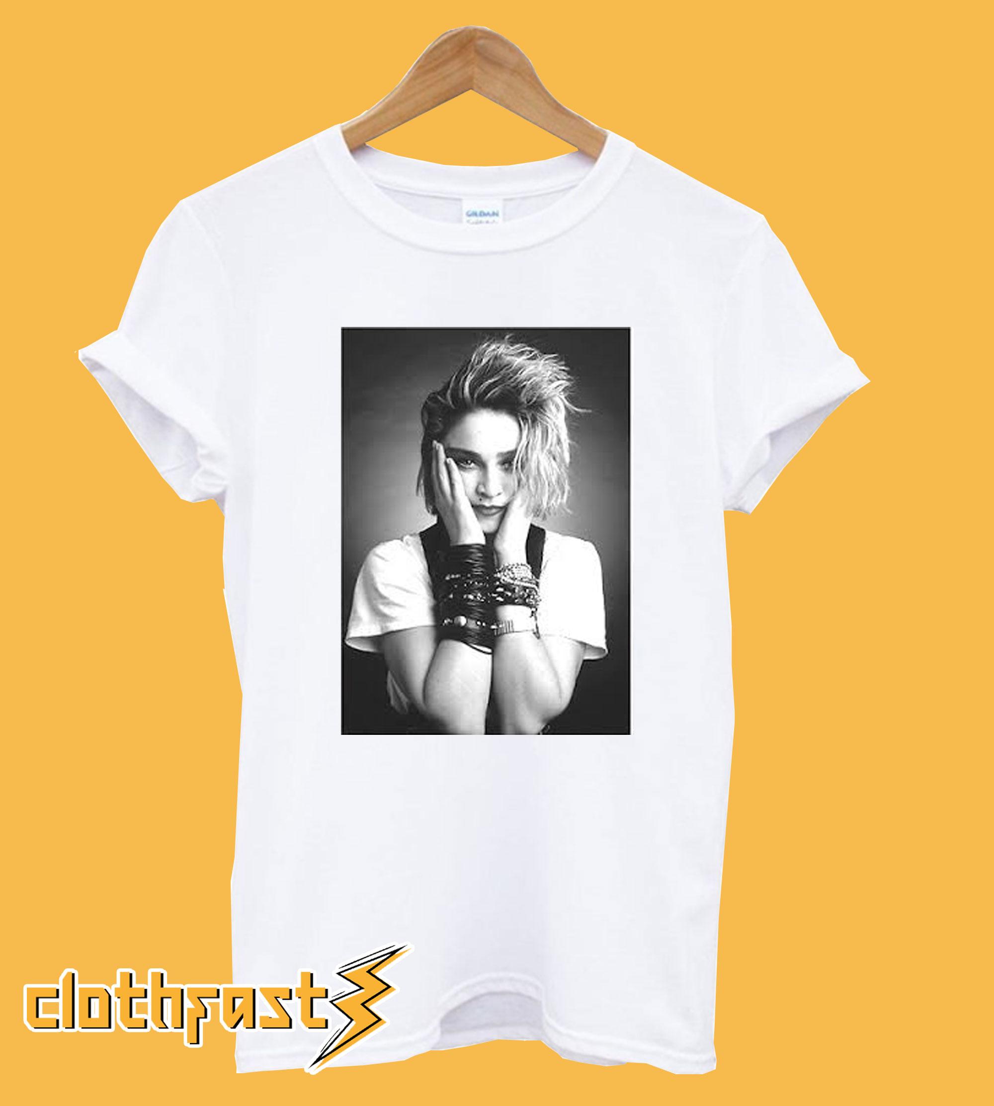 80s Madonna T shirt