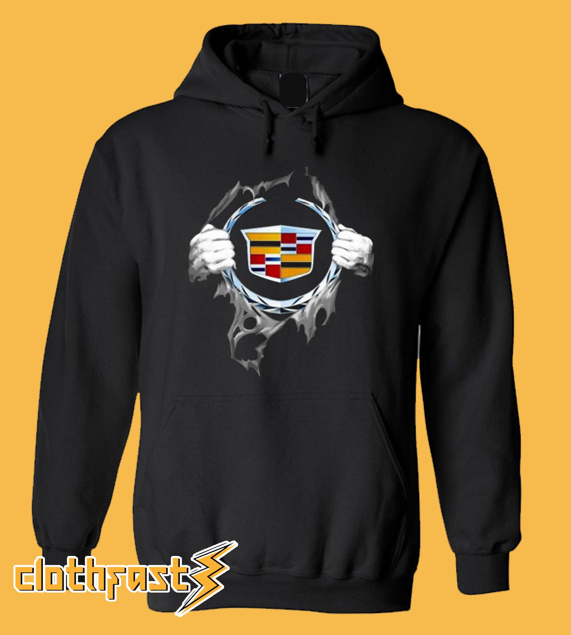Cadillac Logo Hoodie
