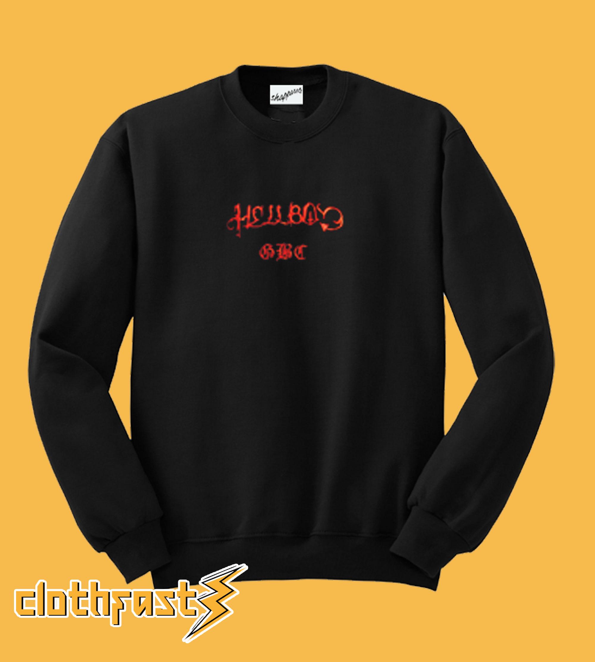 Hellboy GBC Sweatshirt