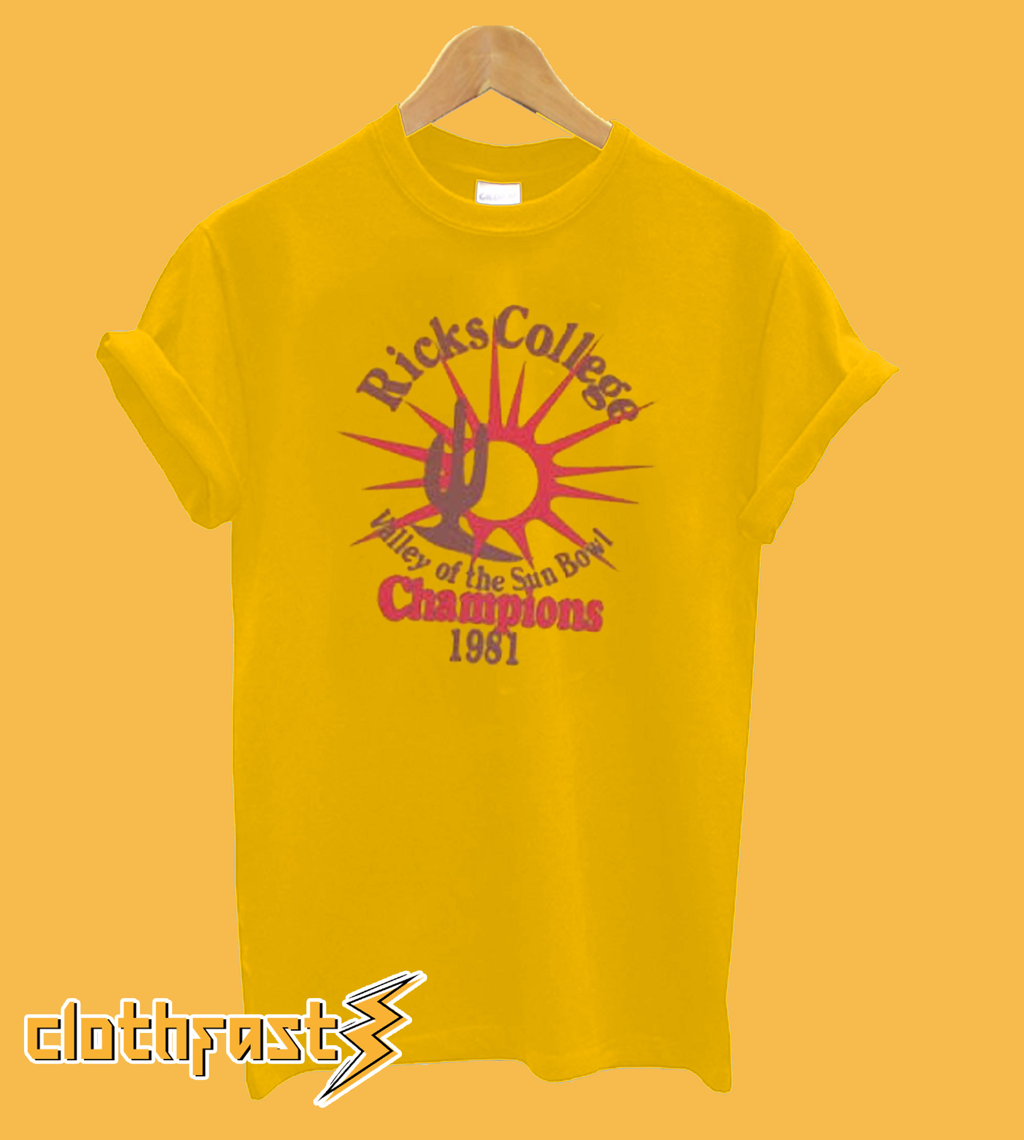 Ricks College T-Shirt