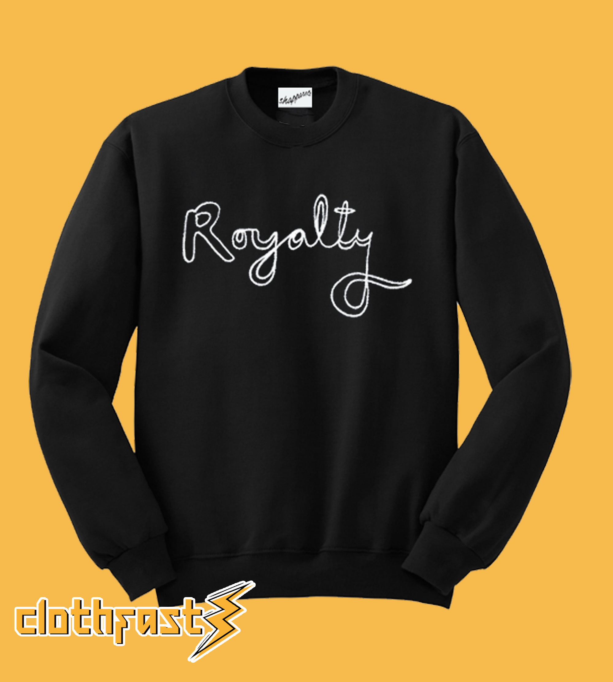 Savannah Guthrie Royalty Sweatshirt