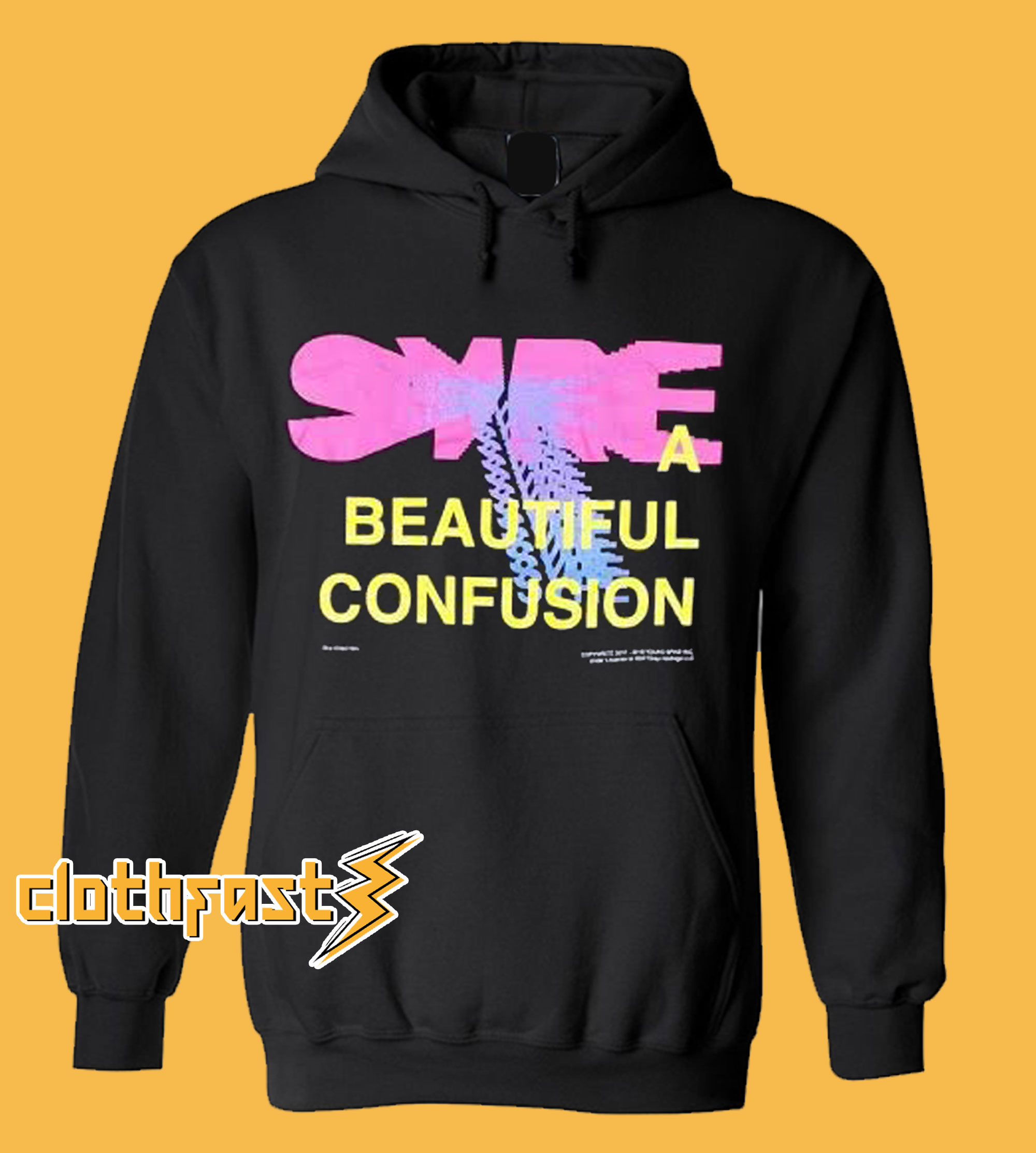 Syre A Beautiful Confusion Hoodie