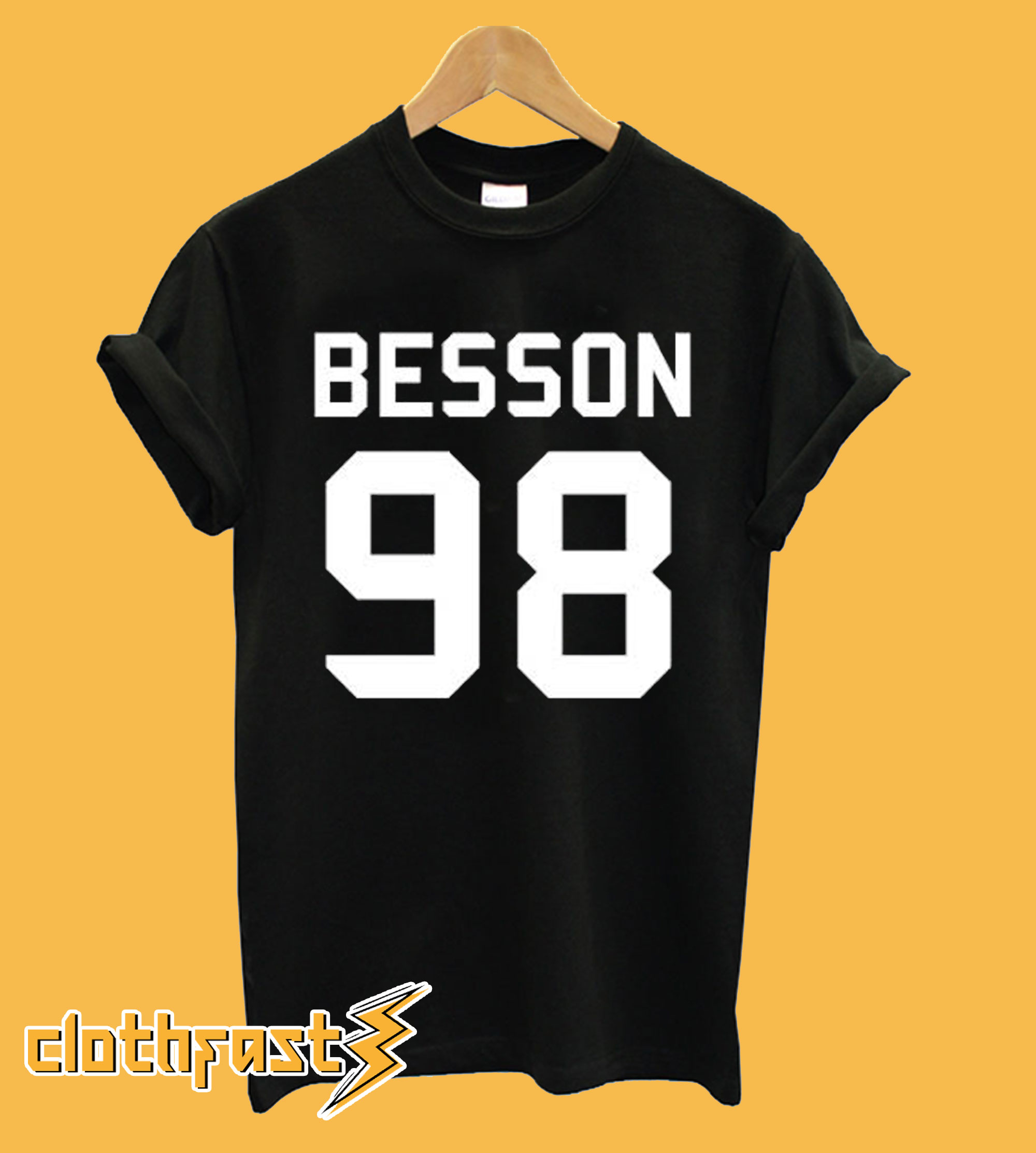 Why Don't We Besson Jersey T-Shirt