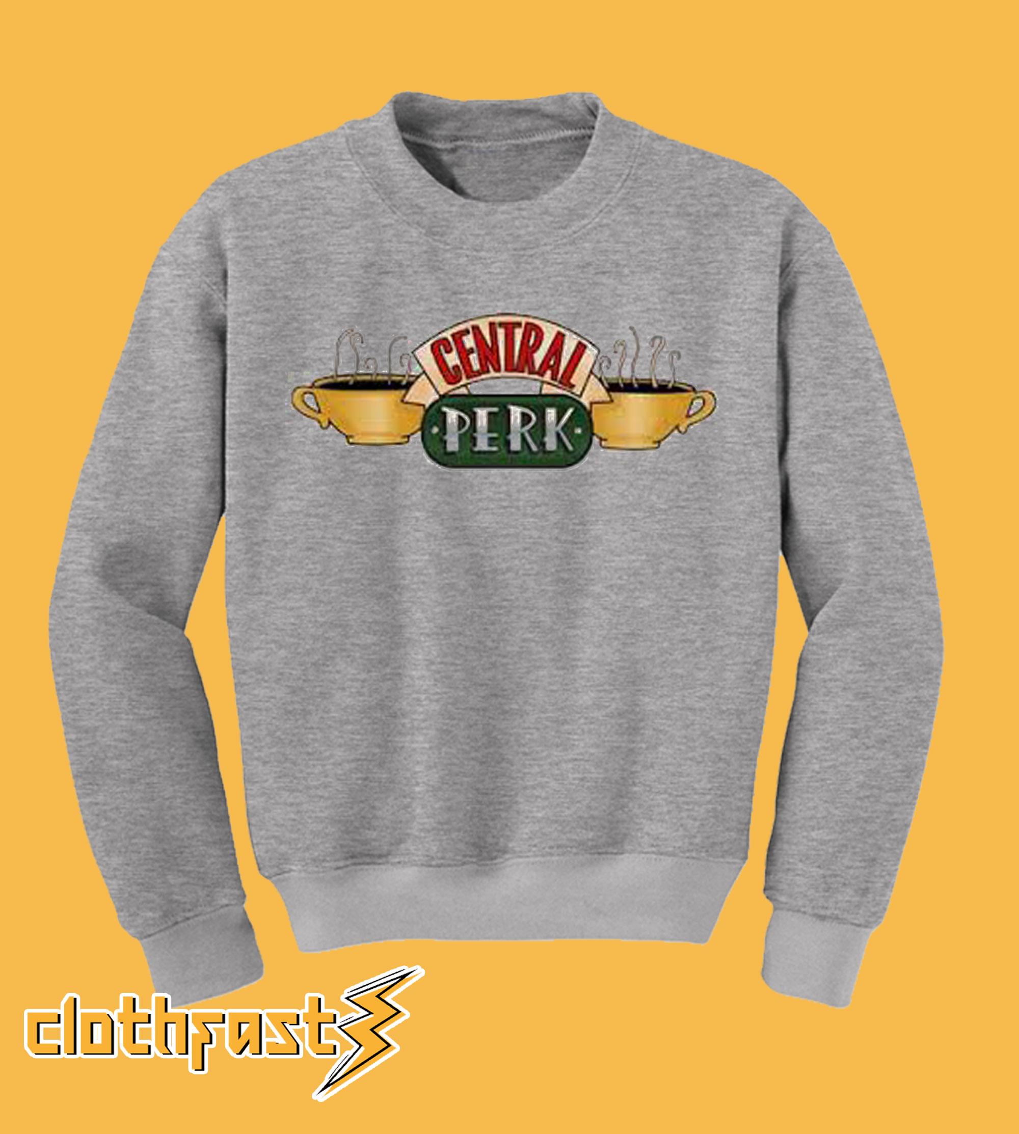 central perk Unisex Sweatshirts