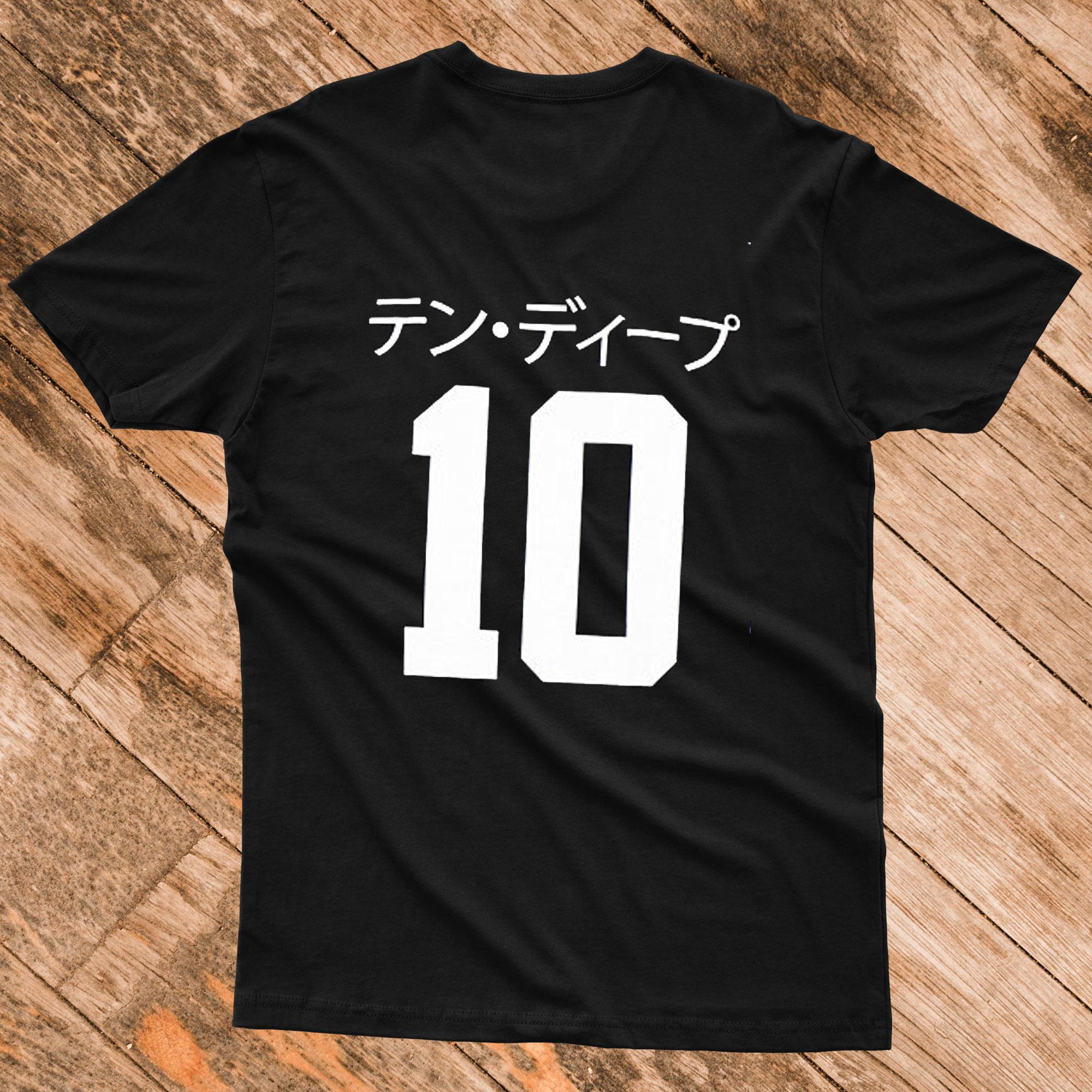 10 Deep Katakana T shirt