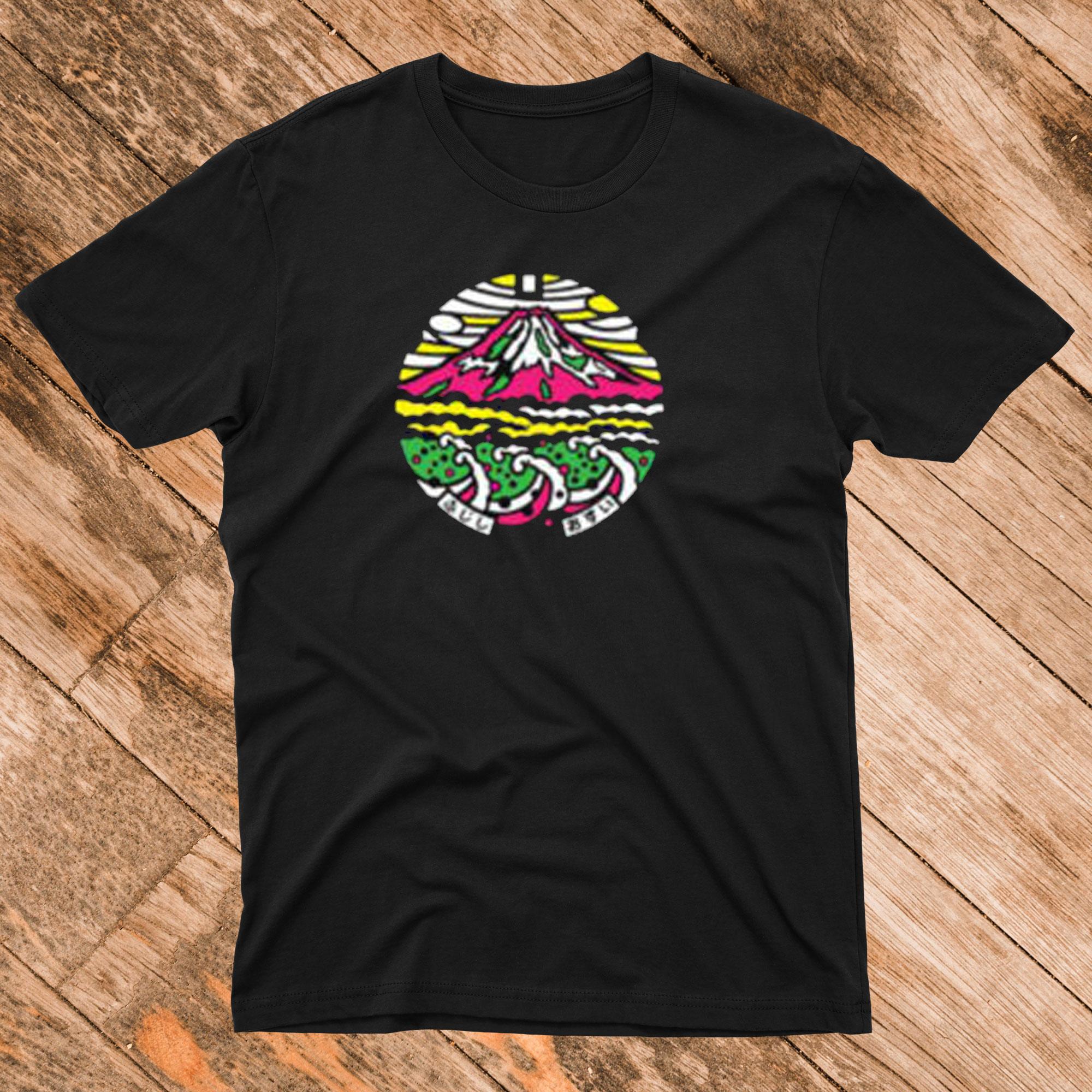 47 Regions Manhole T-Shirt