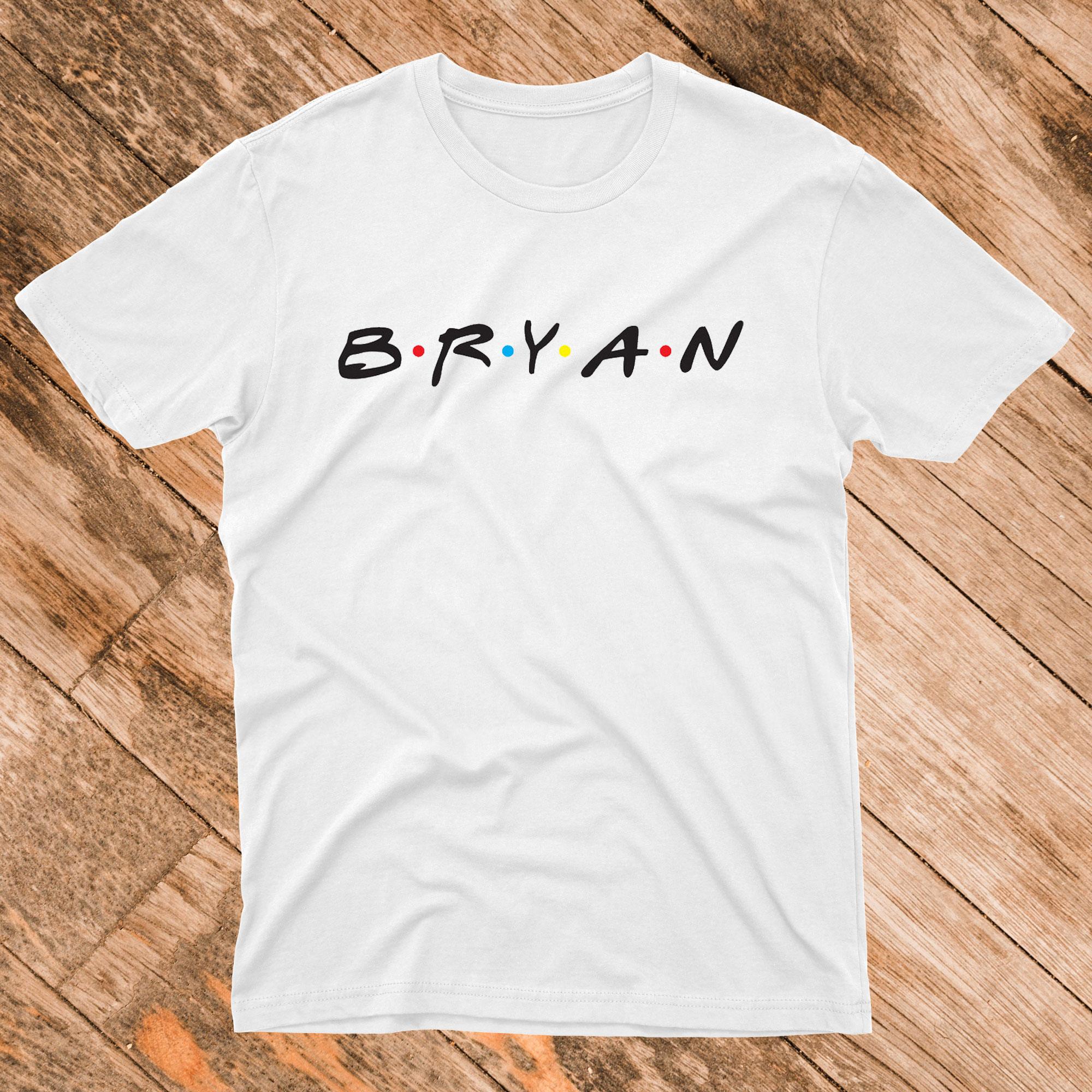 BRYAN Inspirated T-Shirt