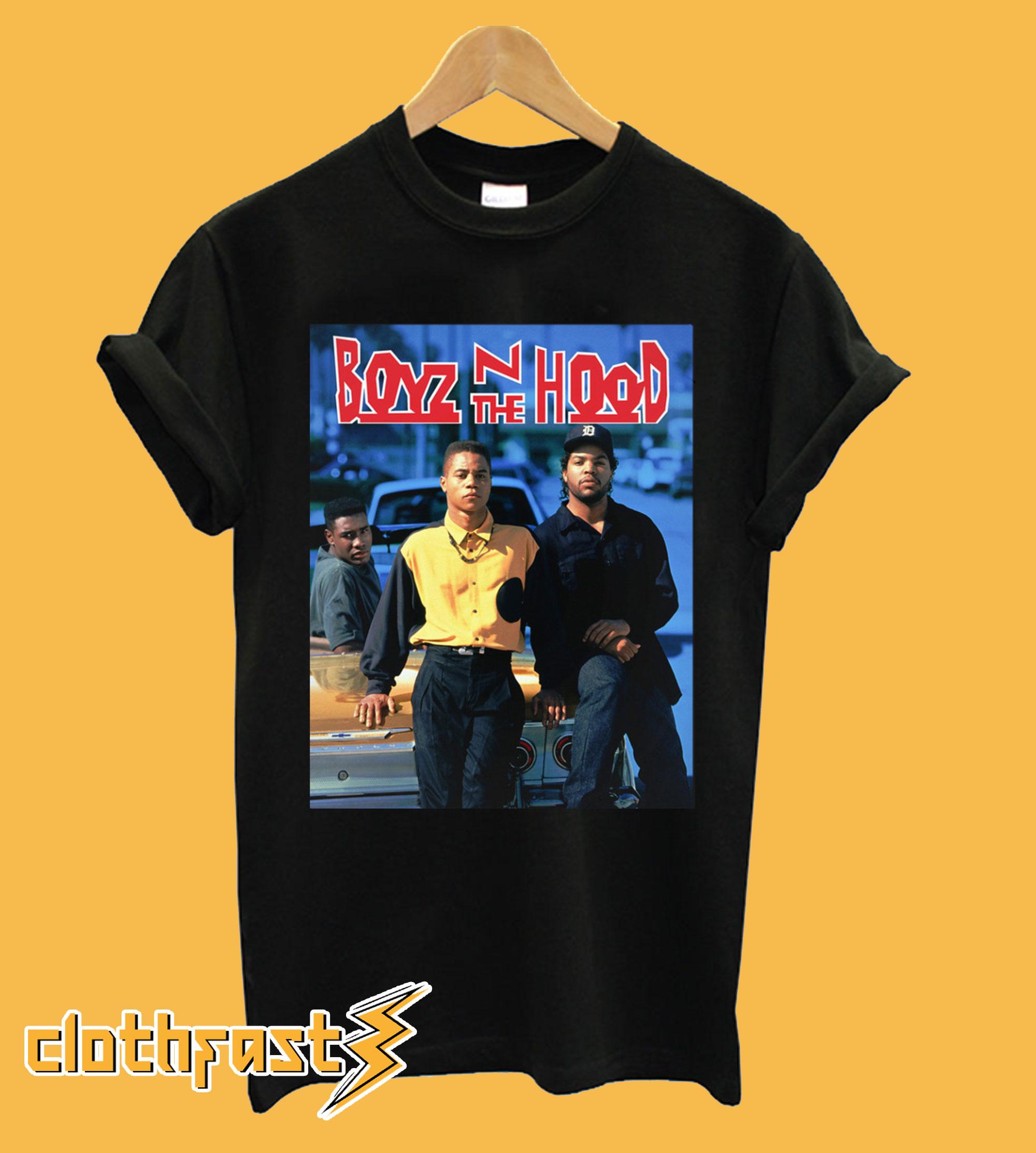 Boyz In The Hood T shirt