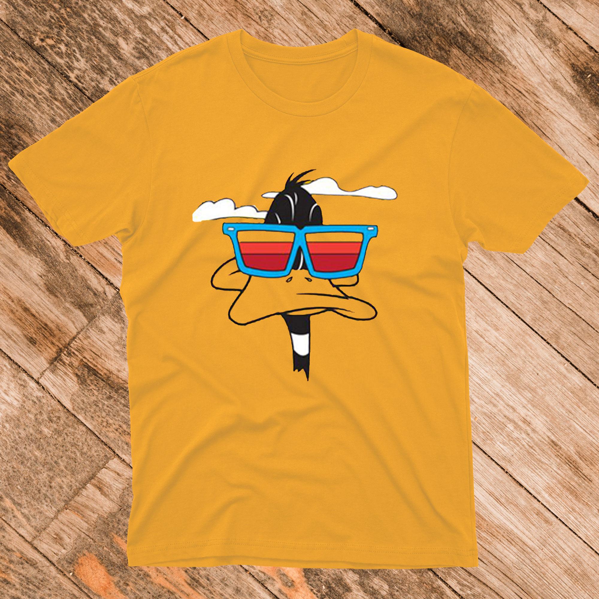 Daffy Ducks Fitted T-shirt Unisex Tshirt