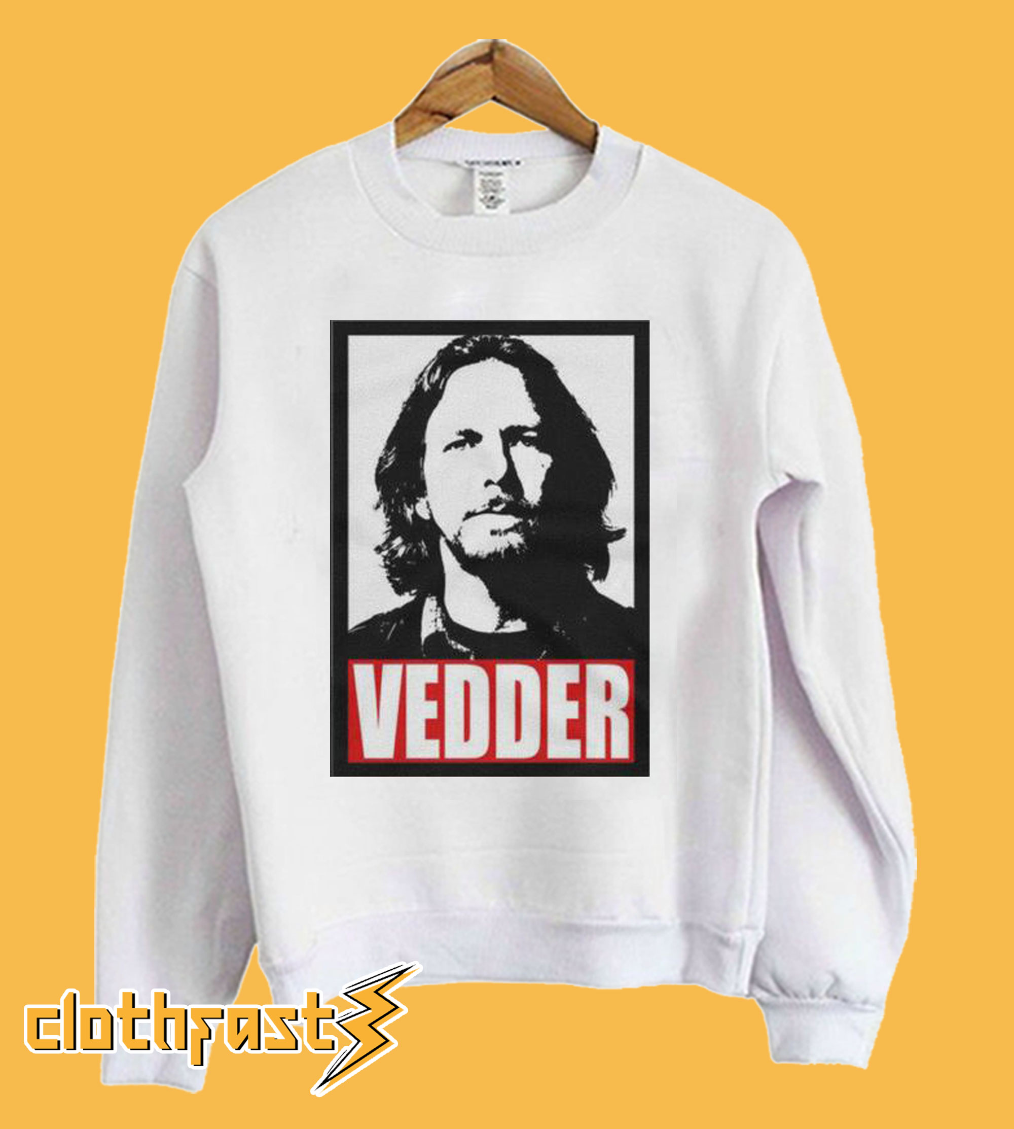 Eddie Vedder Sweatshirt