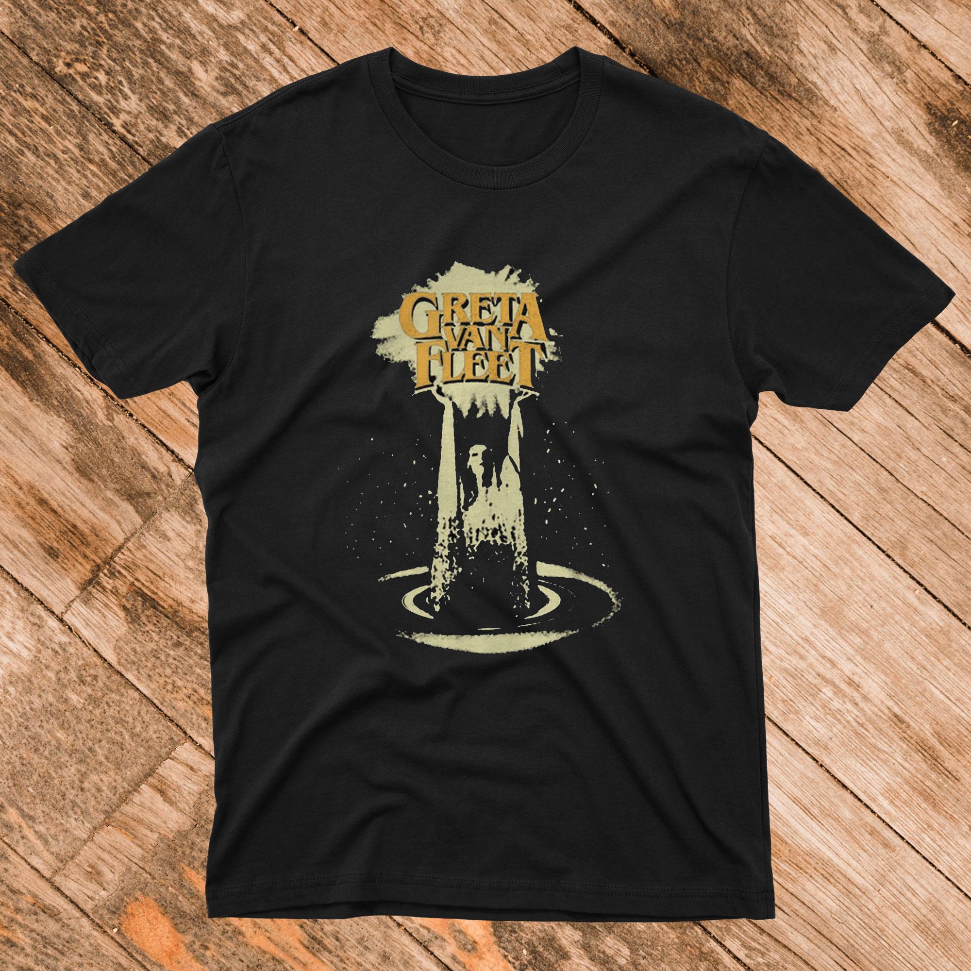 Greta Van Fleet T Shirt Unisex Tshirt