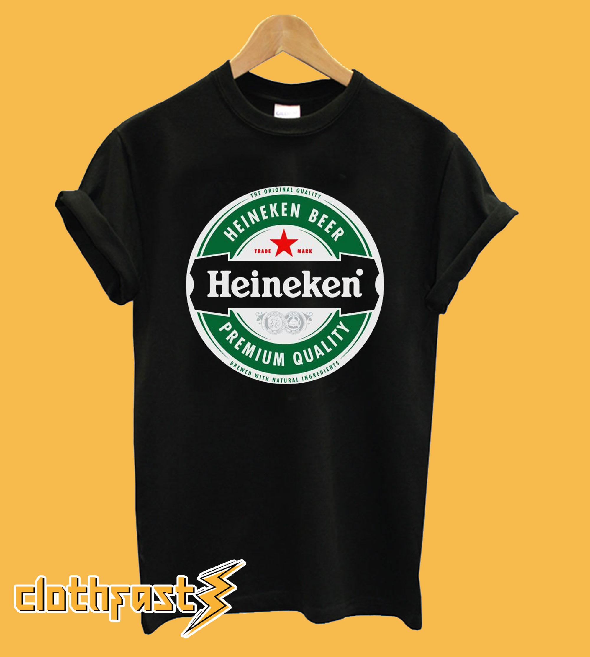 Heineken Beer T-Shirt