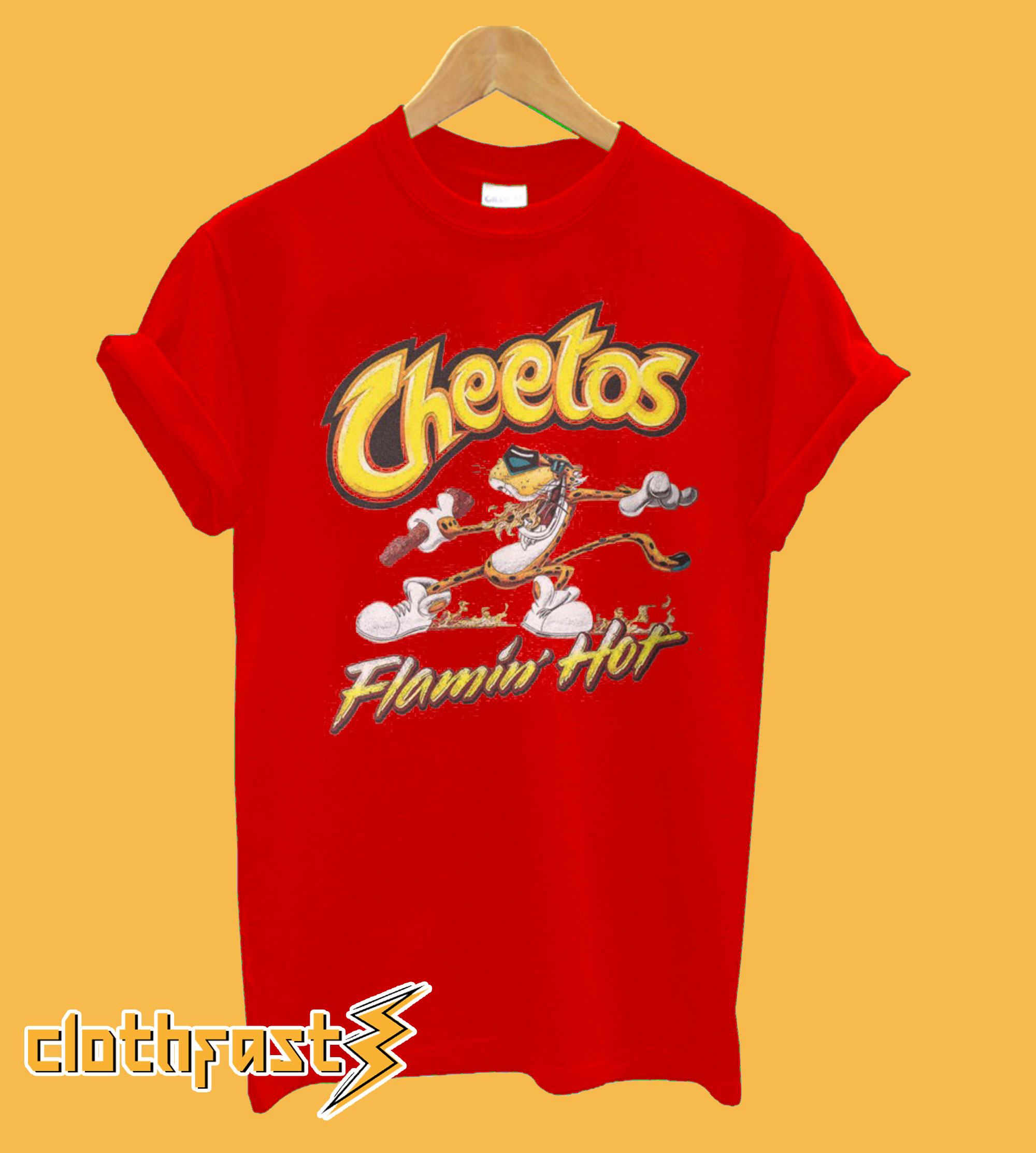 Hot Cheetos T-Shirt