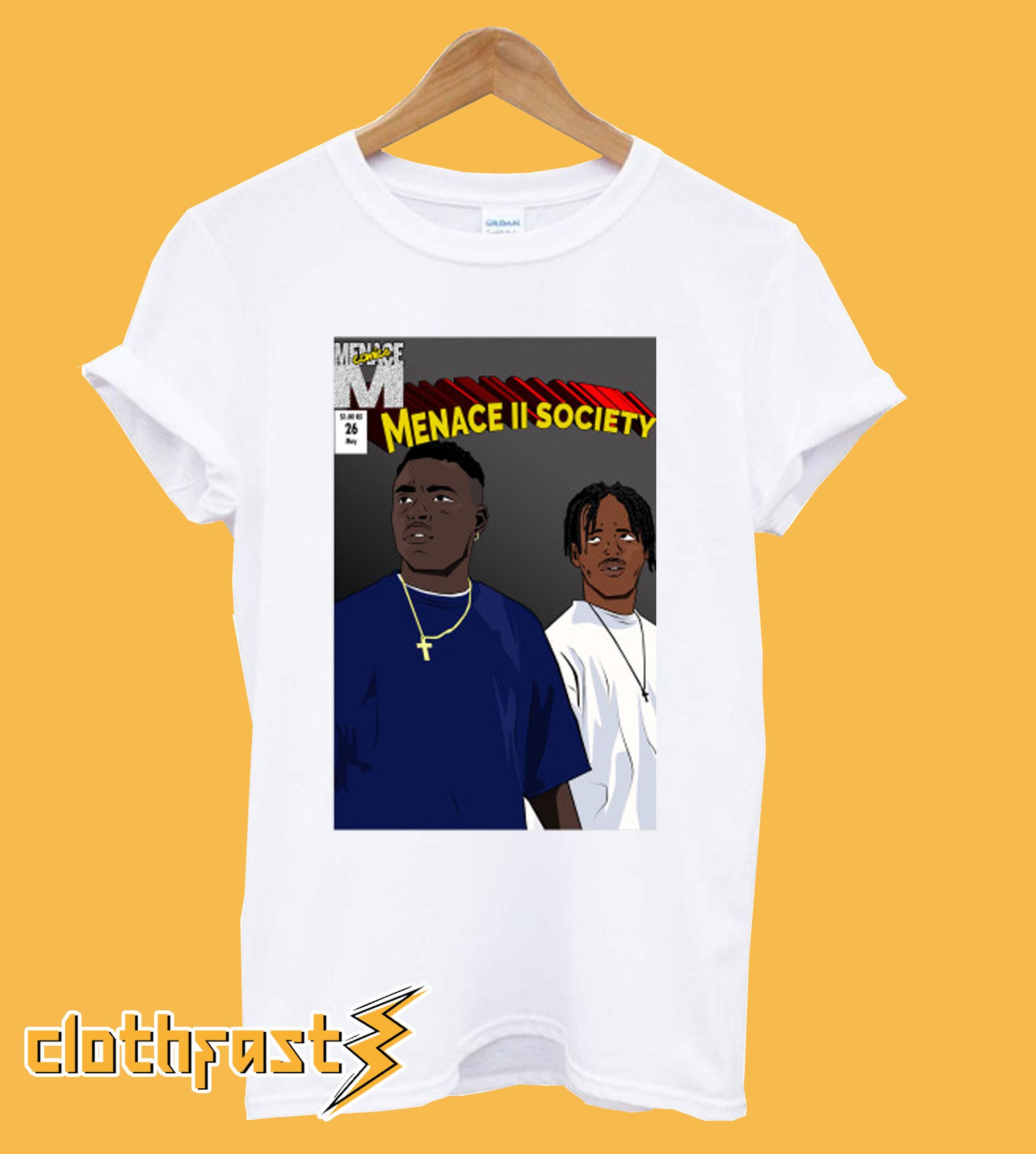 Menace II Society T Shirt