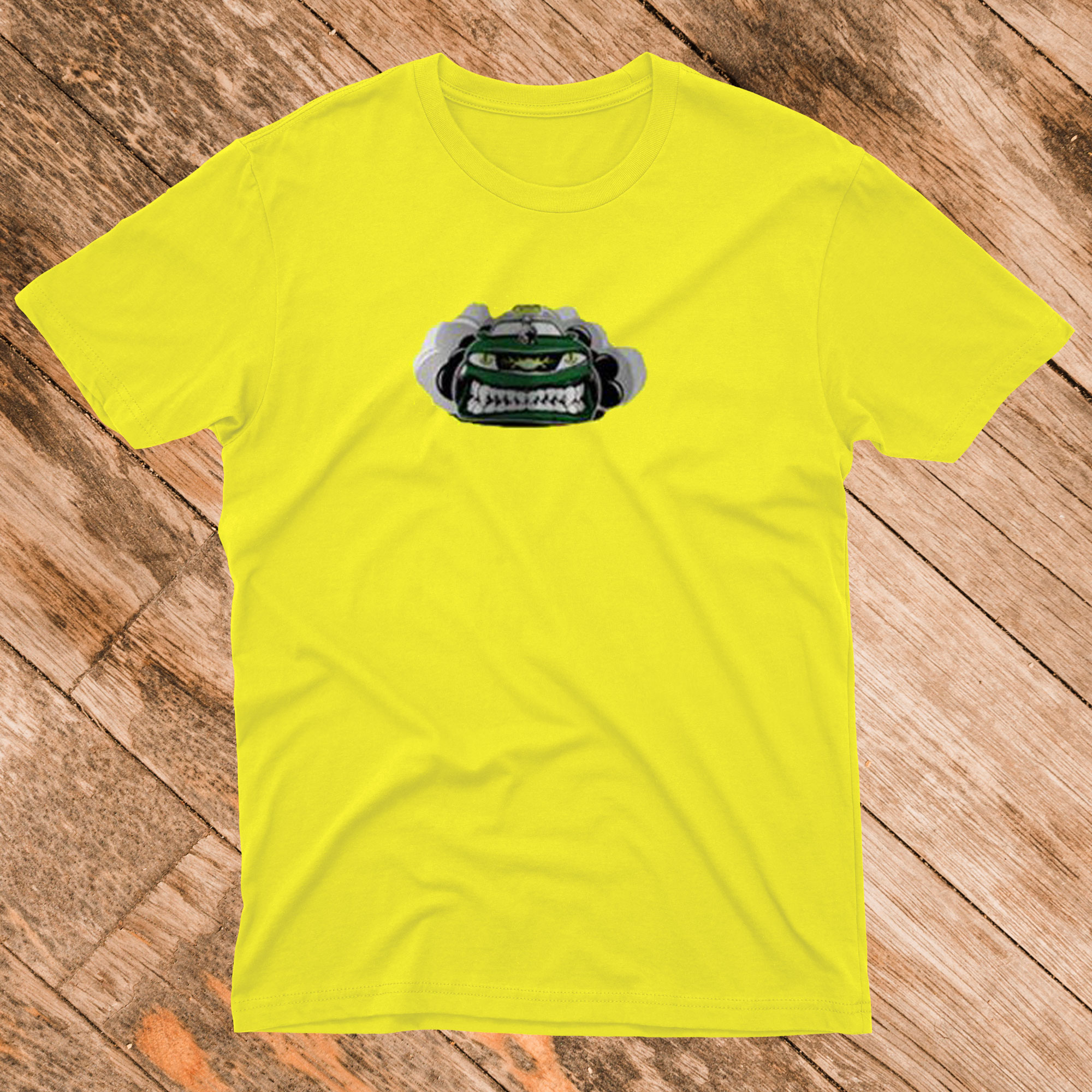 Monster Car Graphic T-Shirt