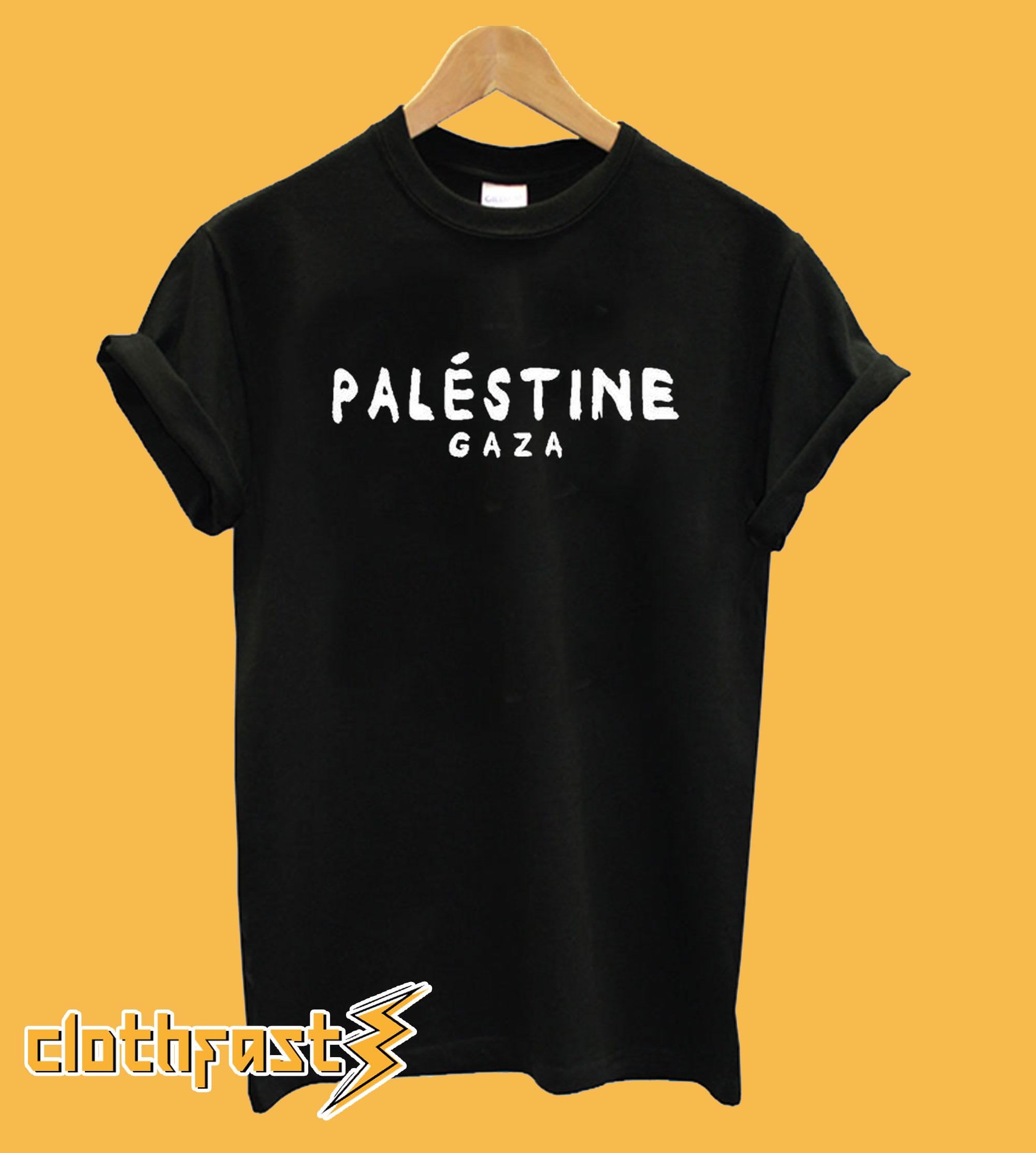 Palestine Gaza T Shirt