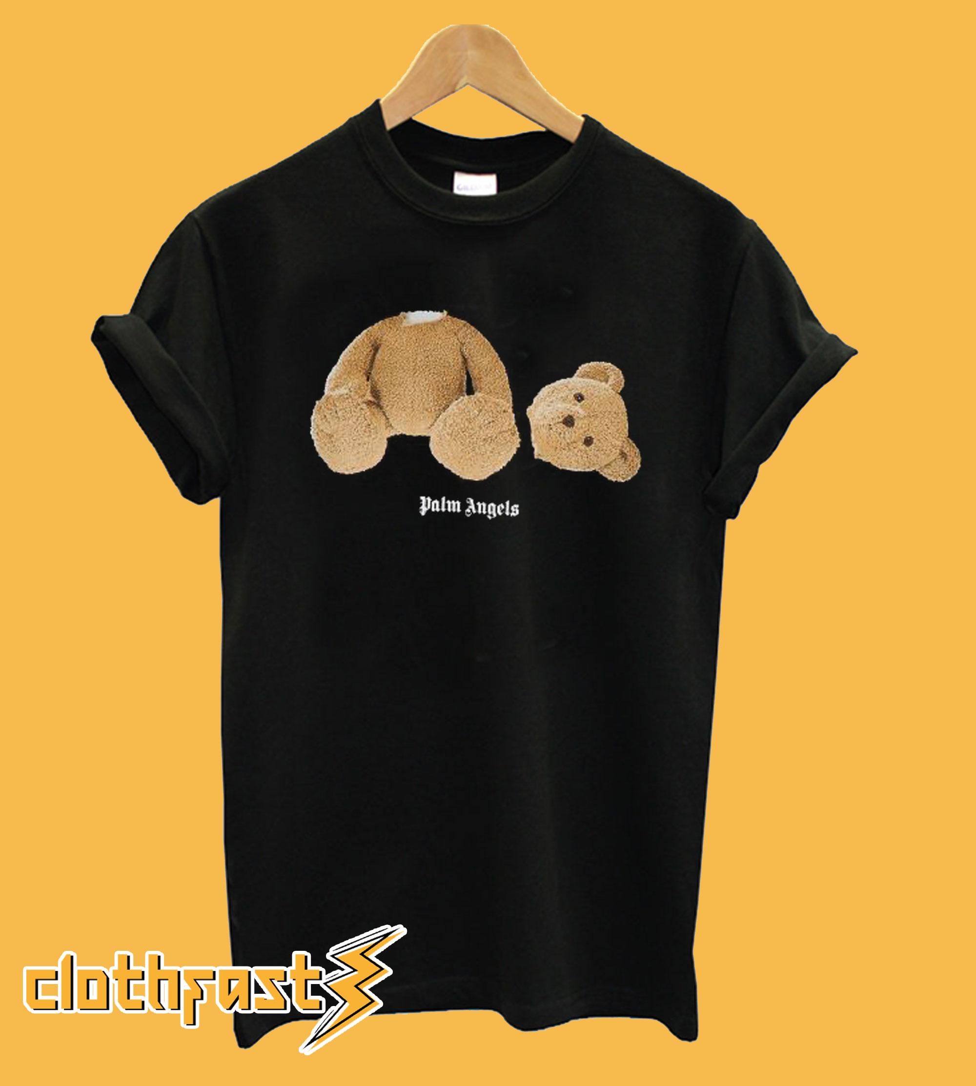 Palm Angels - Kill The Bear T shirt
