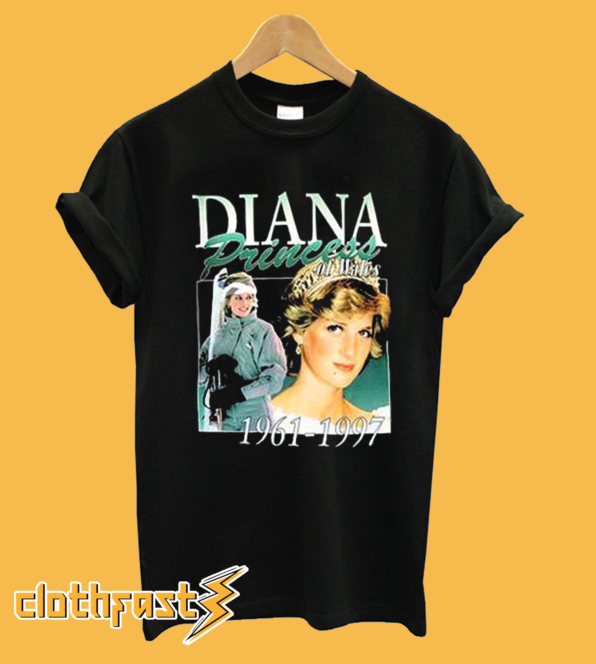 Princess Diana T Shirt Unisex Tshirt