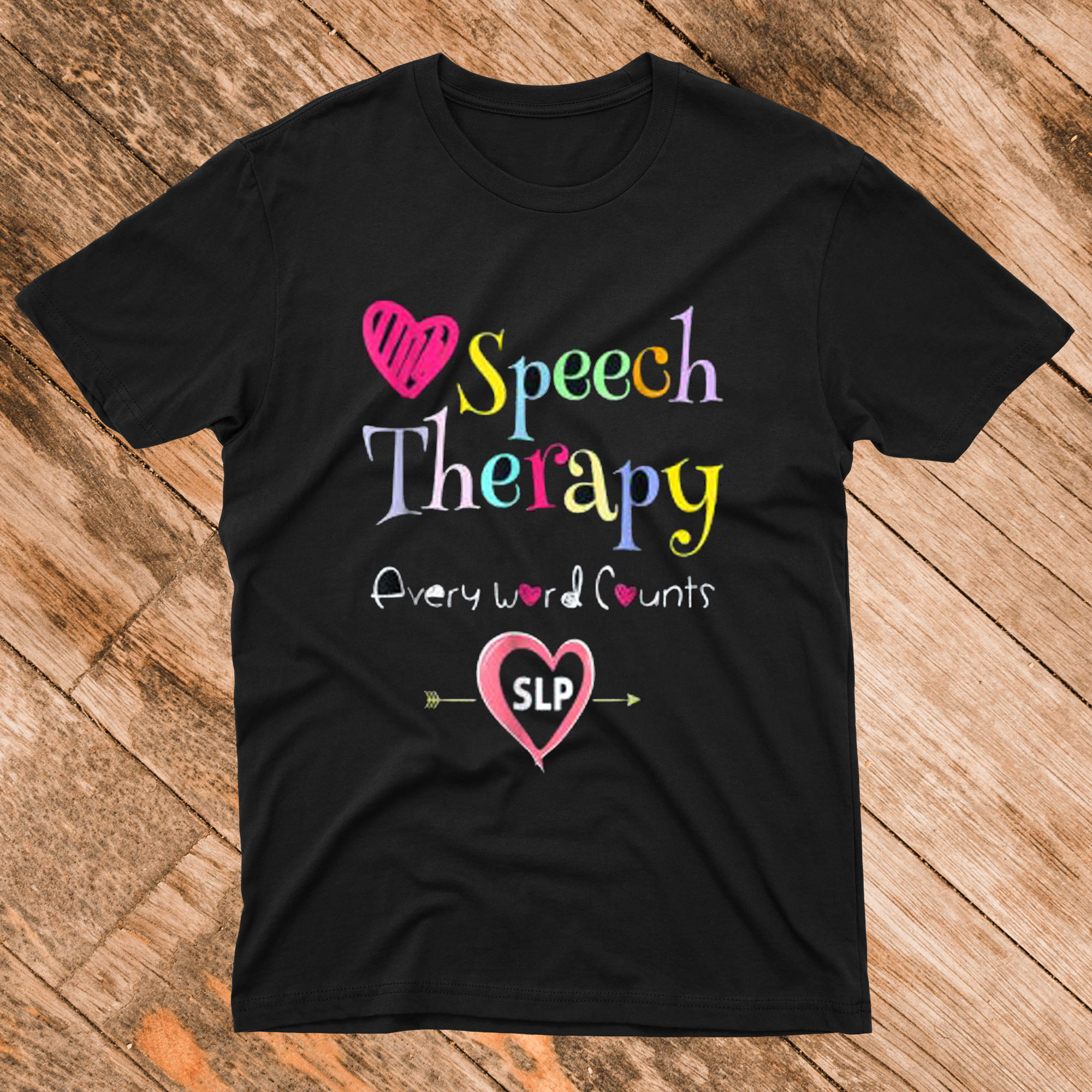 Speech Pathologist T Shirt