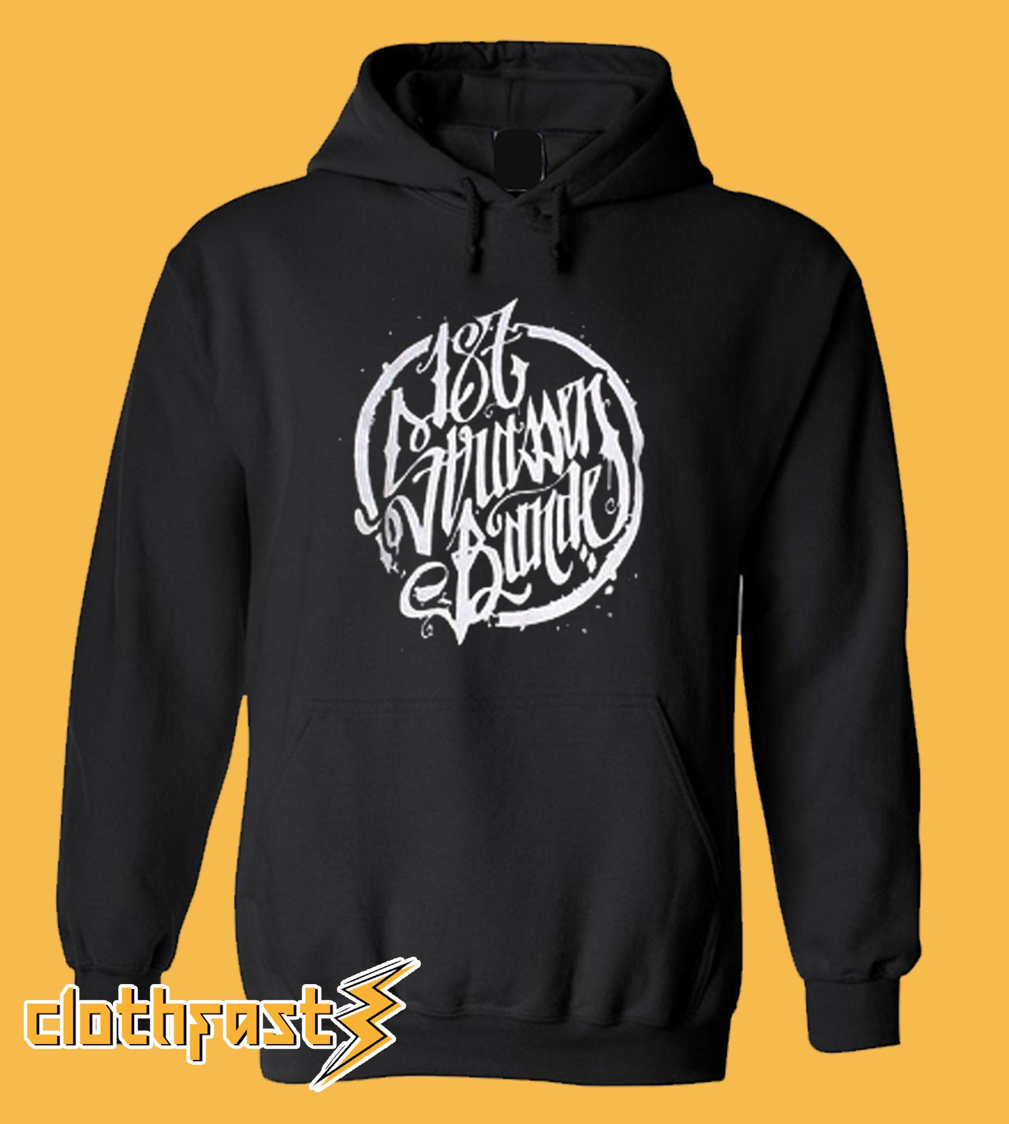 187 Strassenbande hoodie