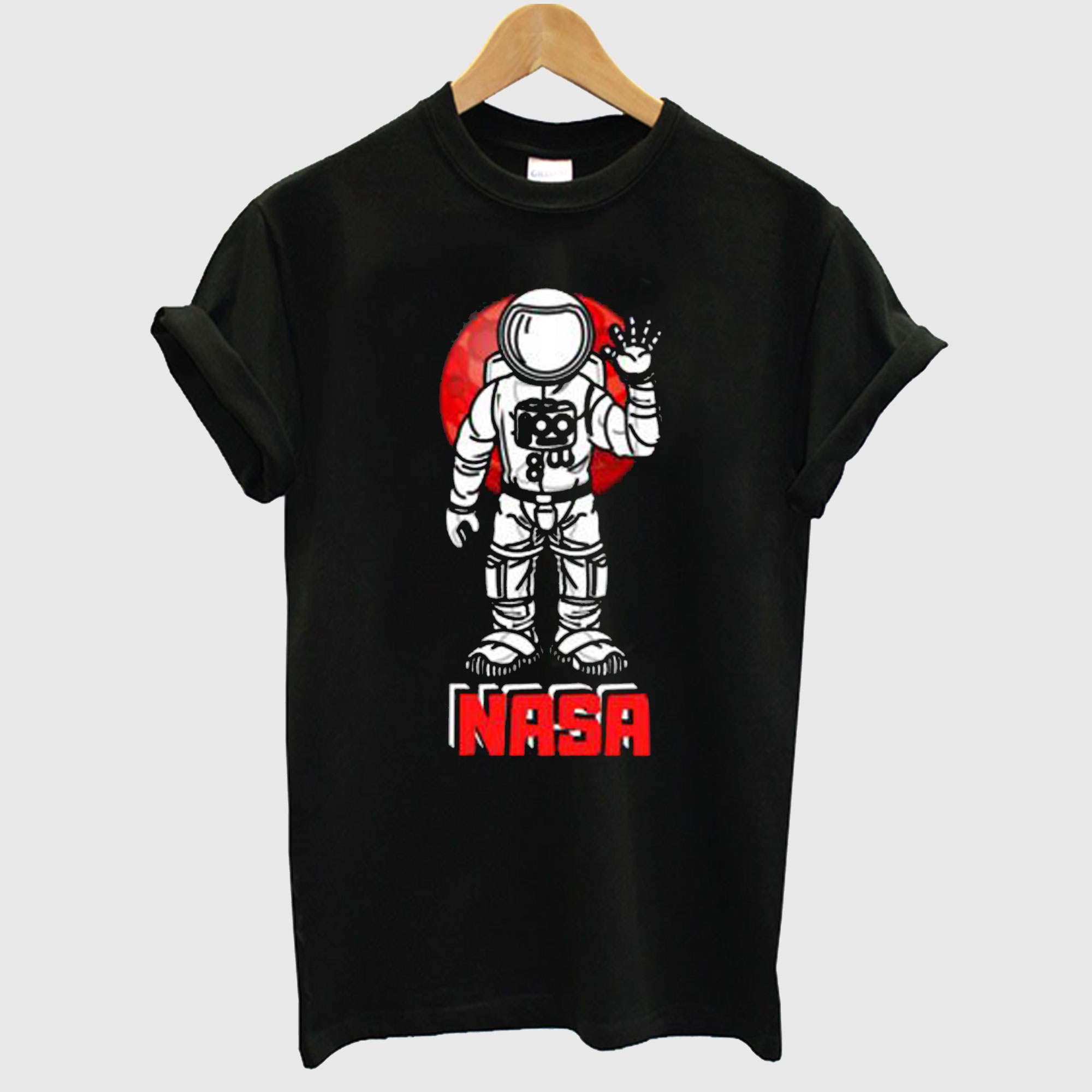 Nasa Love T shirt