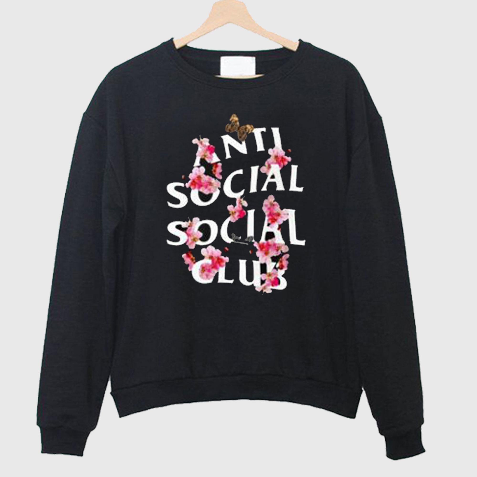 Anti Social Social Club ASSC Kkoch Sweatshirt