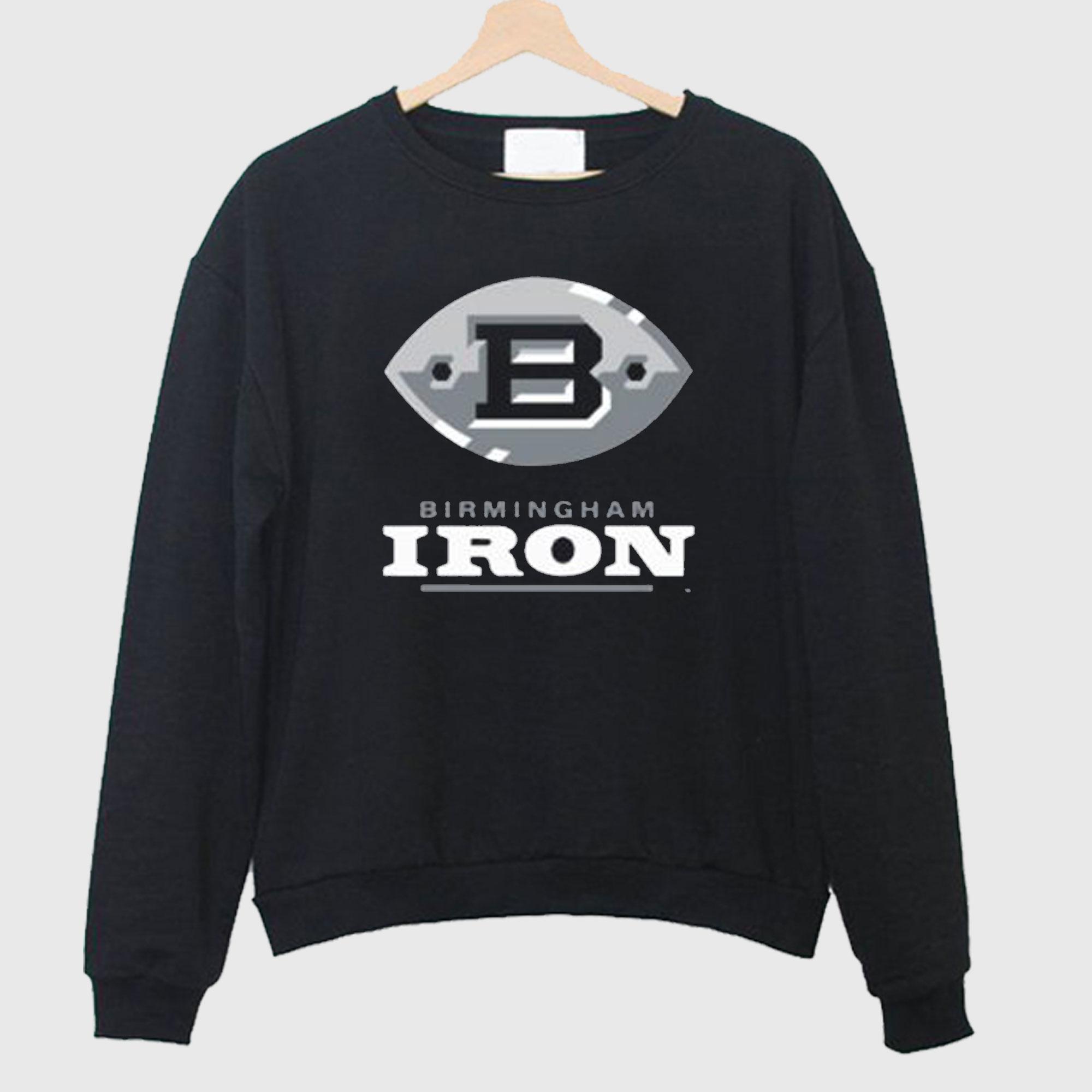 Birmingham Iron Sweatshirt