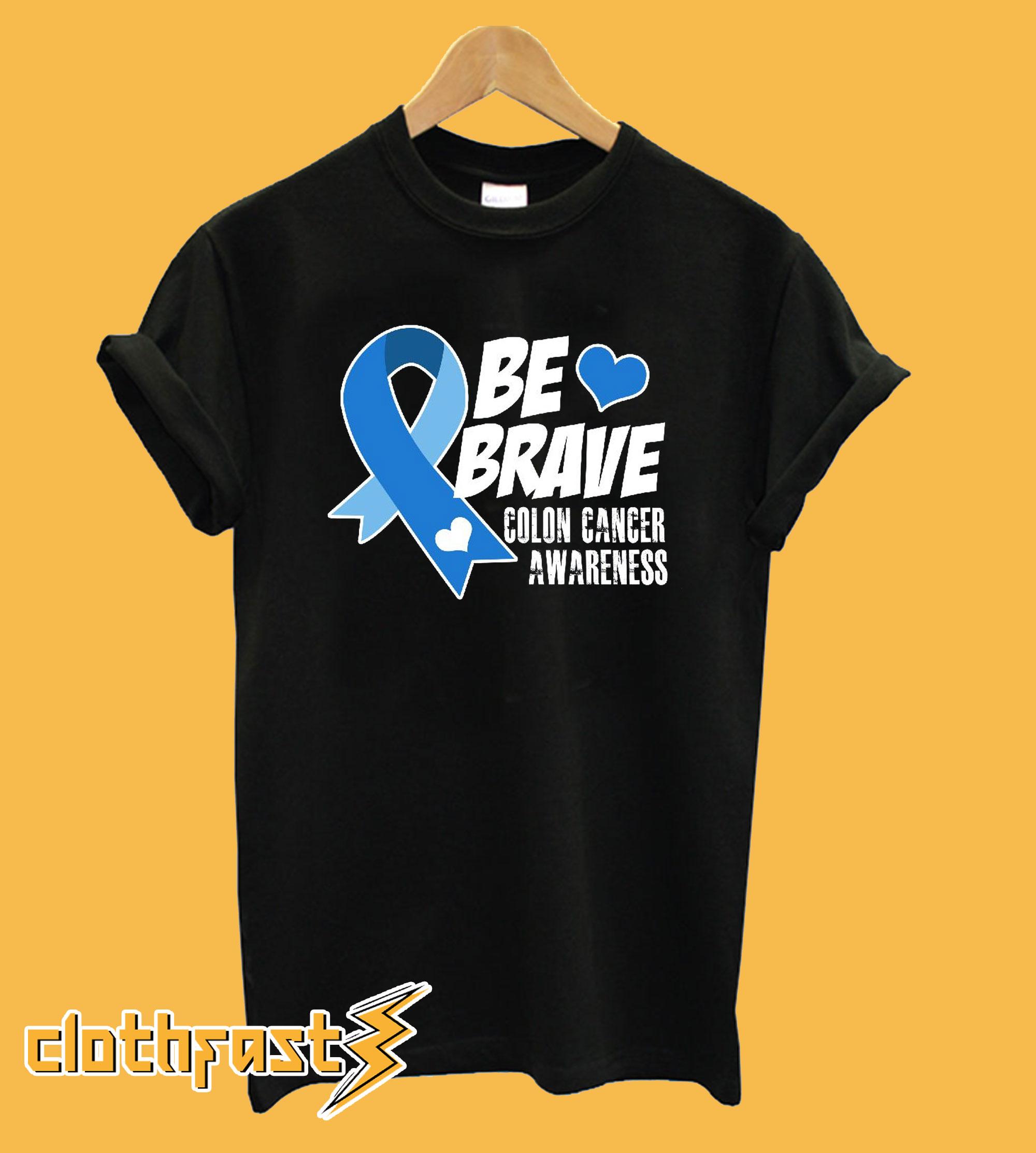 Colon Cancer Awareness T-Shirt