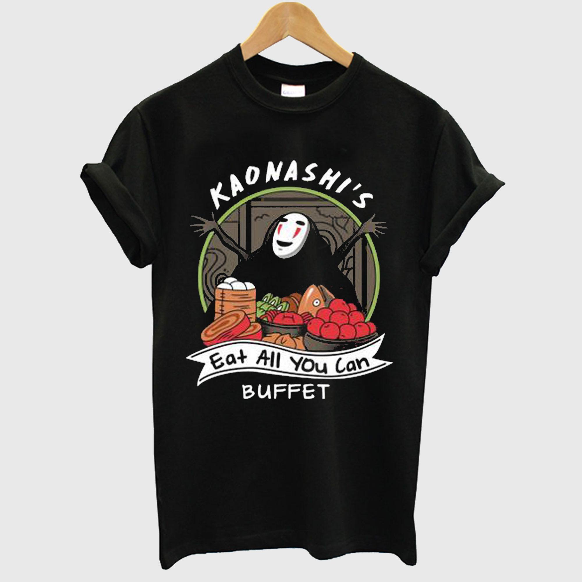Eat Buffet T-shirt
